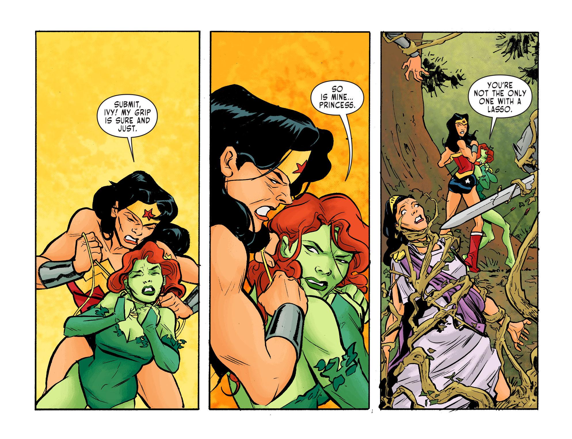 Read online Sensation Comics Featuring Wonder Woman comic -  Issue #31 - 11