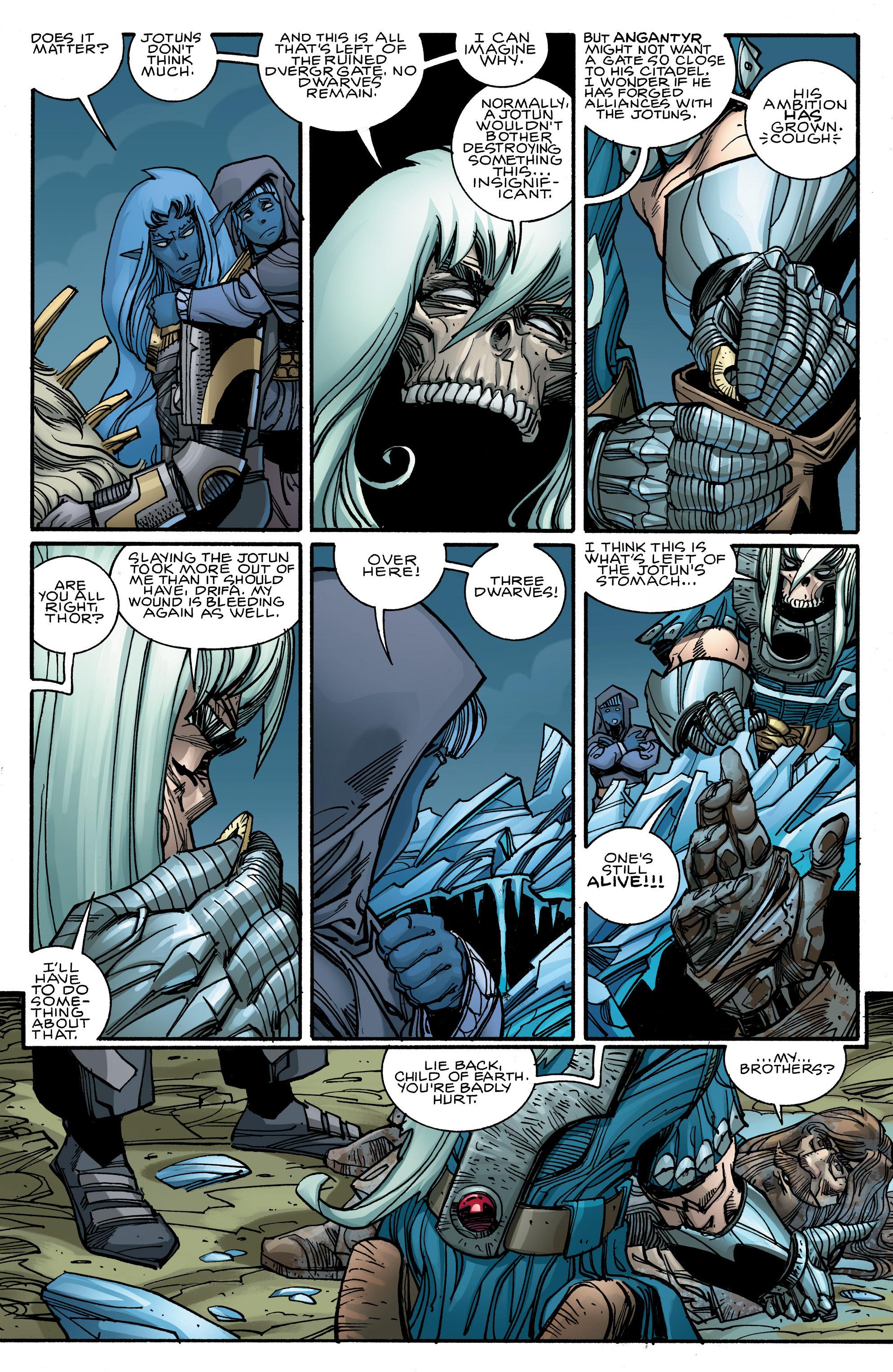 Read online Ragnarok comic -  Issue #10 - 7