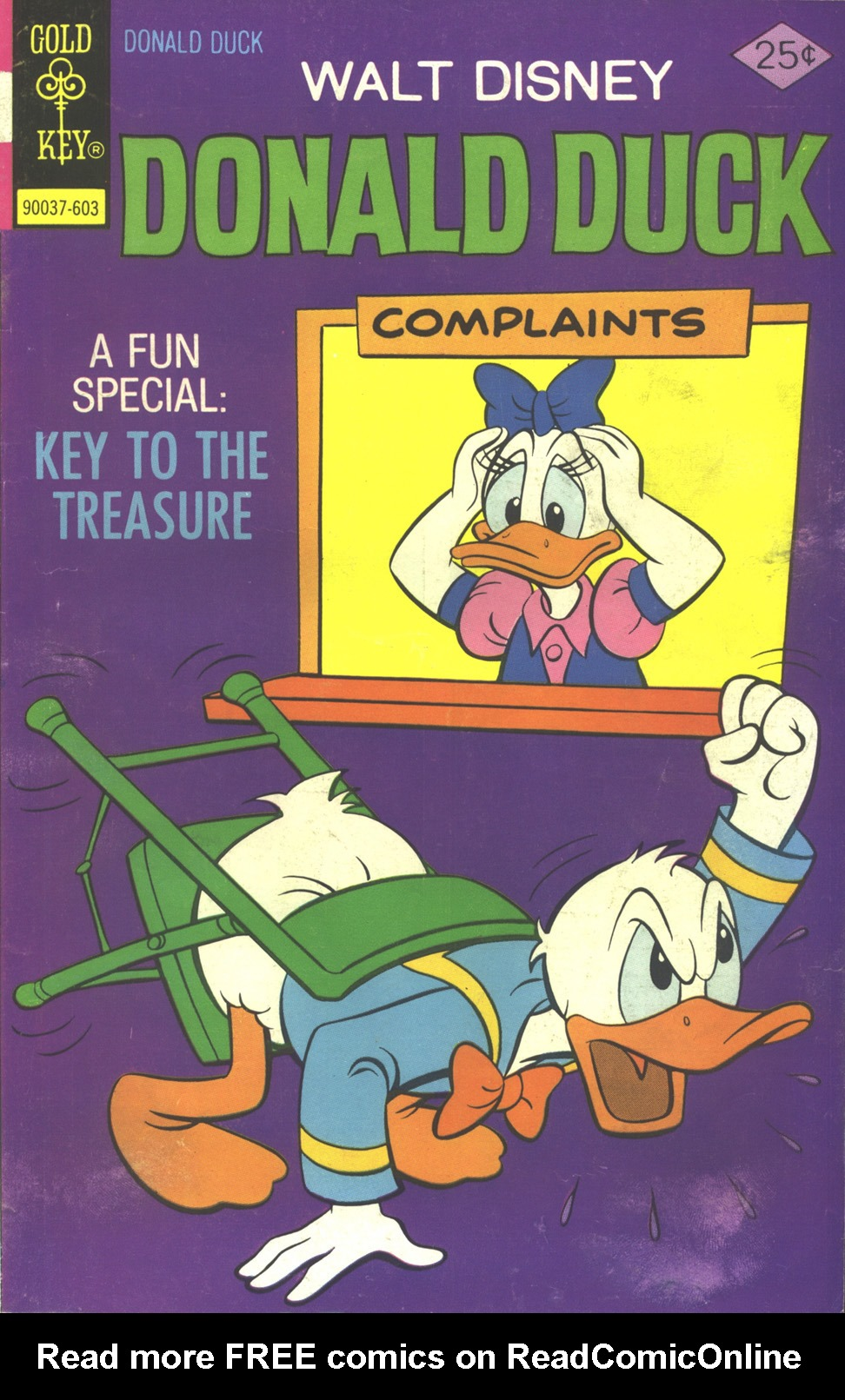 Donald Duck (1962) 169 Page 1