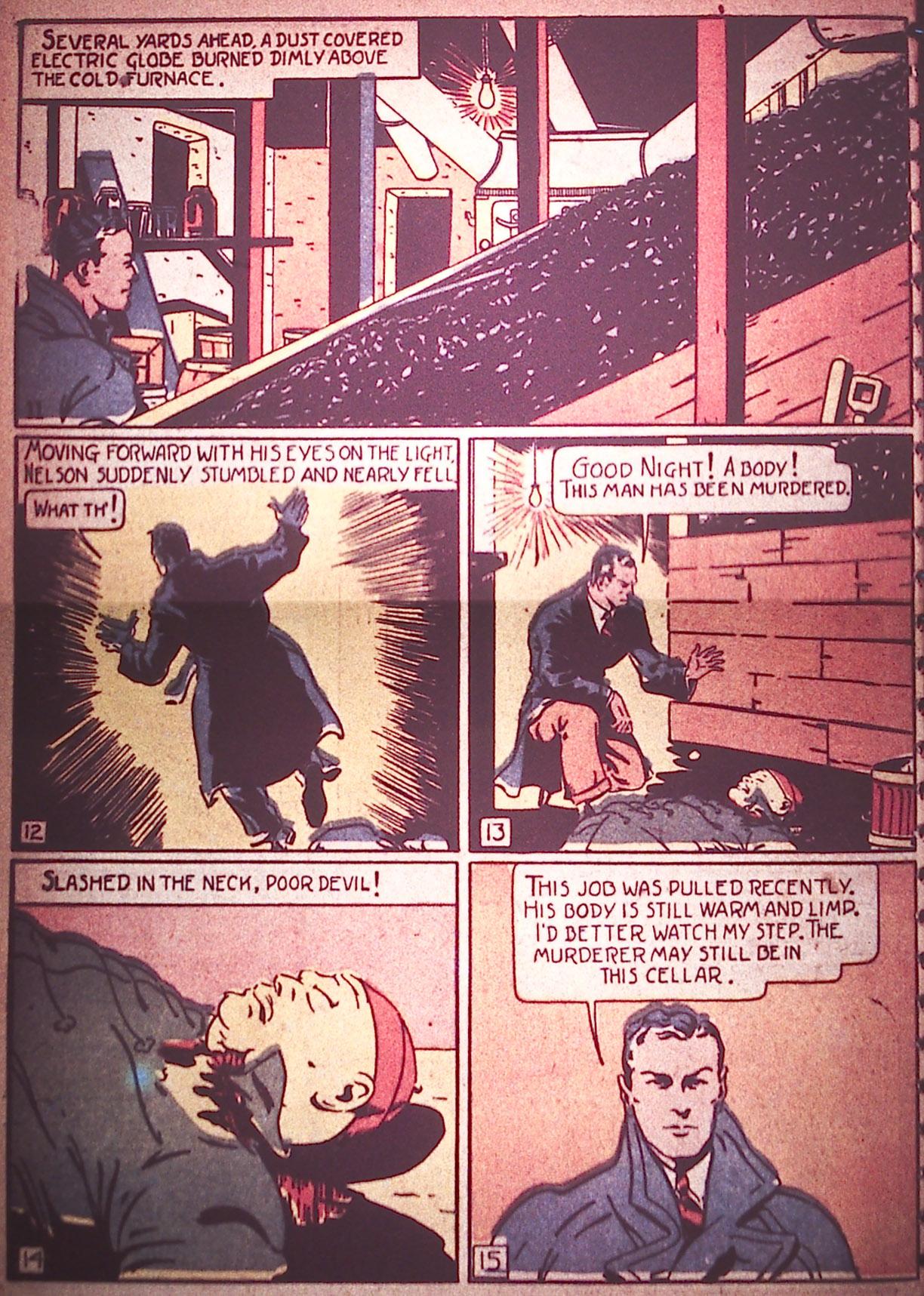 Detective Comics (1937) 4 Page 23