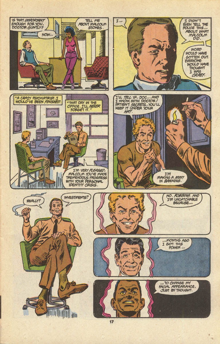 Read online Justice (1986) comic -  Issue #16 - 18