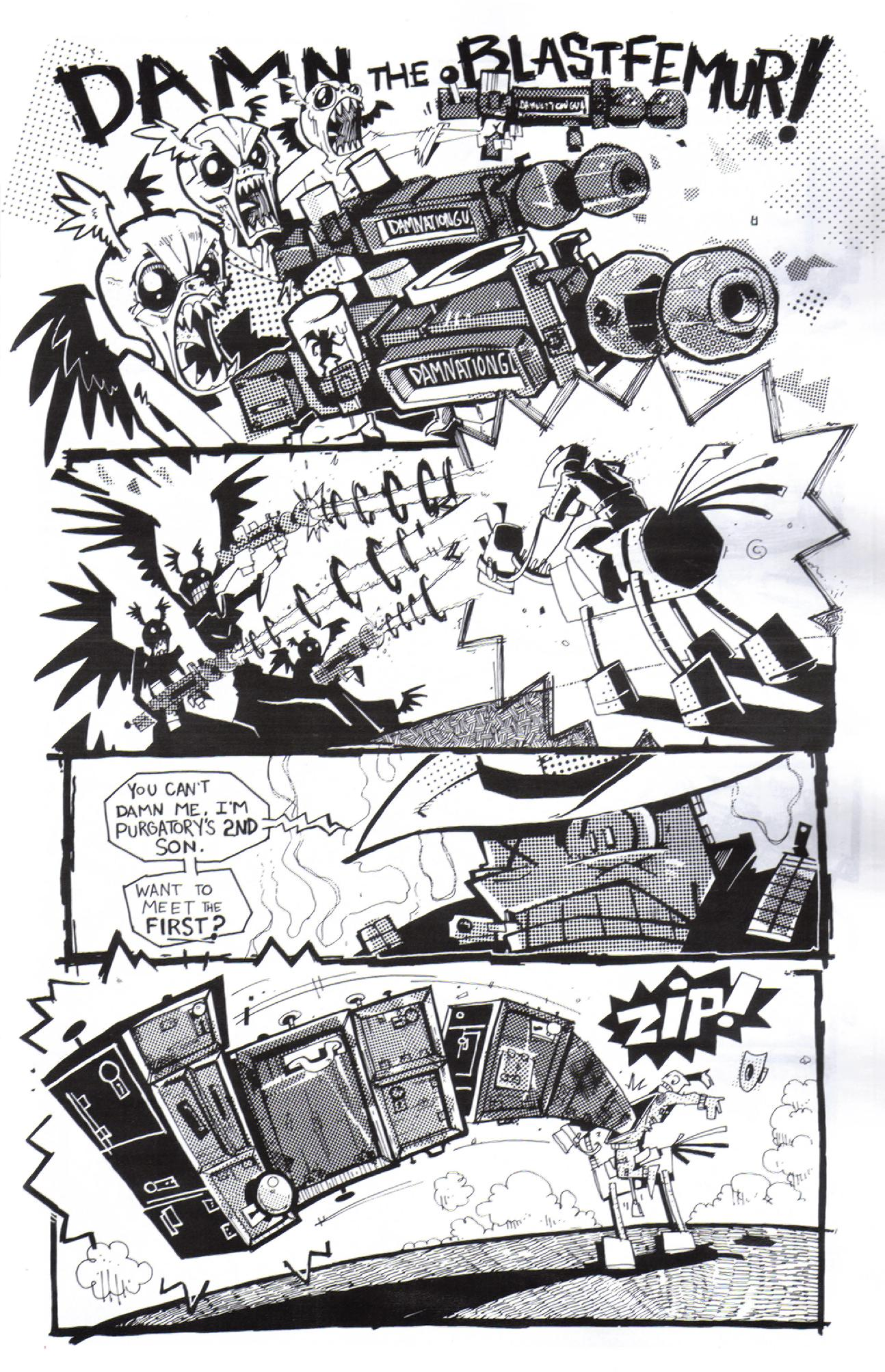 Read online Scud: The Disposable Assassin (2008) comic -  Issue #4 - 5