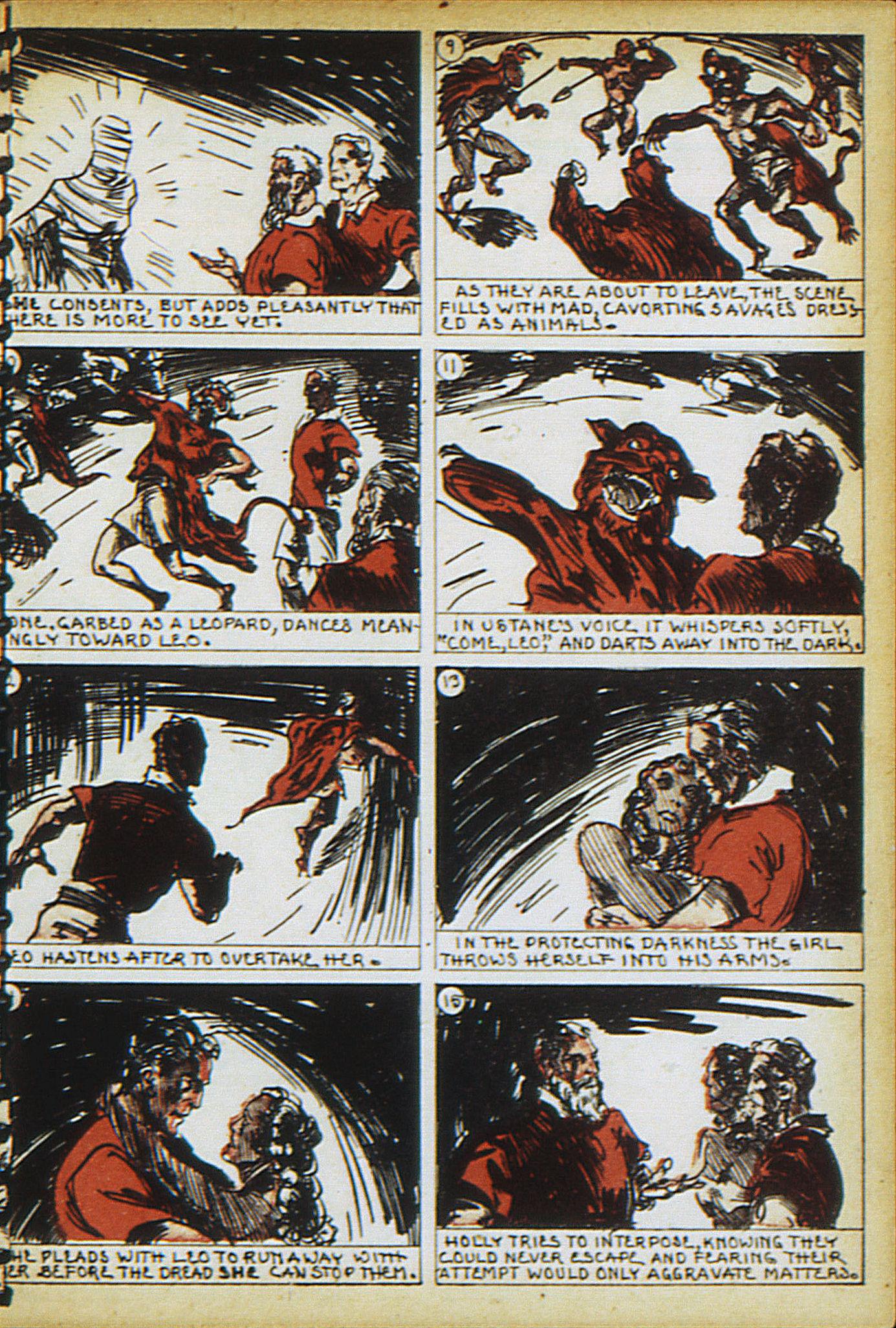 Read online Adventure Comics (1938) comic -  Issue #17 - 40