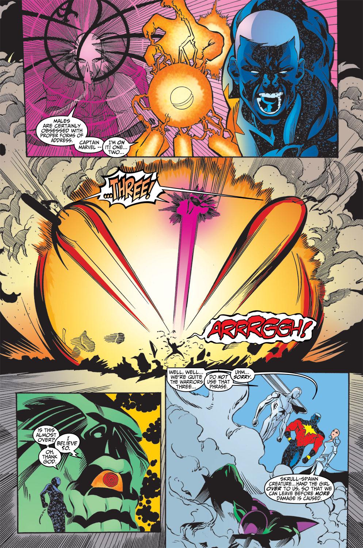 Captain Marvel (1999) Issue #10 #11 - English 18