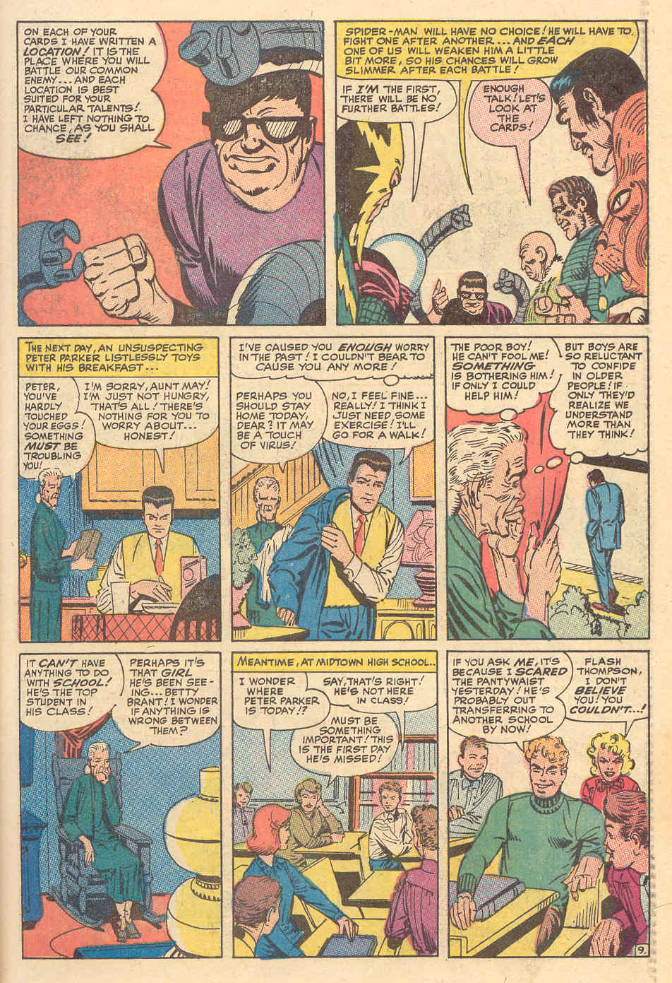 The Amazing Spider-Man (1963) _Annual_6 Page 9