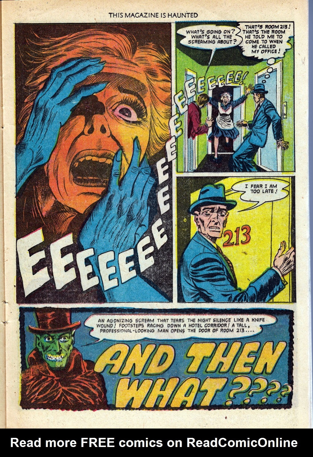 Read online This Magazine Is Haunted comic -  Issue #11 - 13