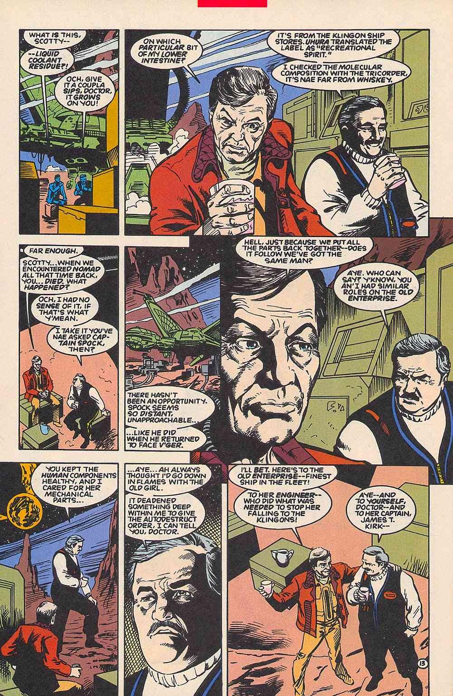 Read online Star Trek (1989) comic -  Issue # _Special 1 - 60