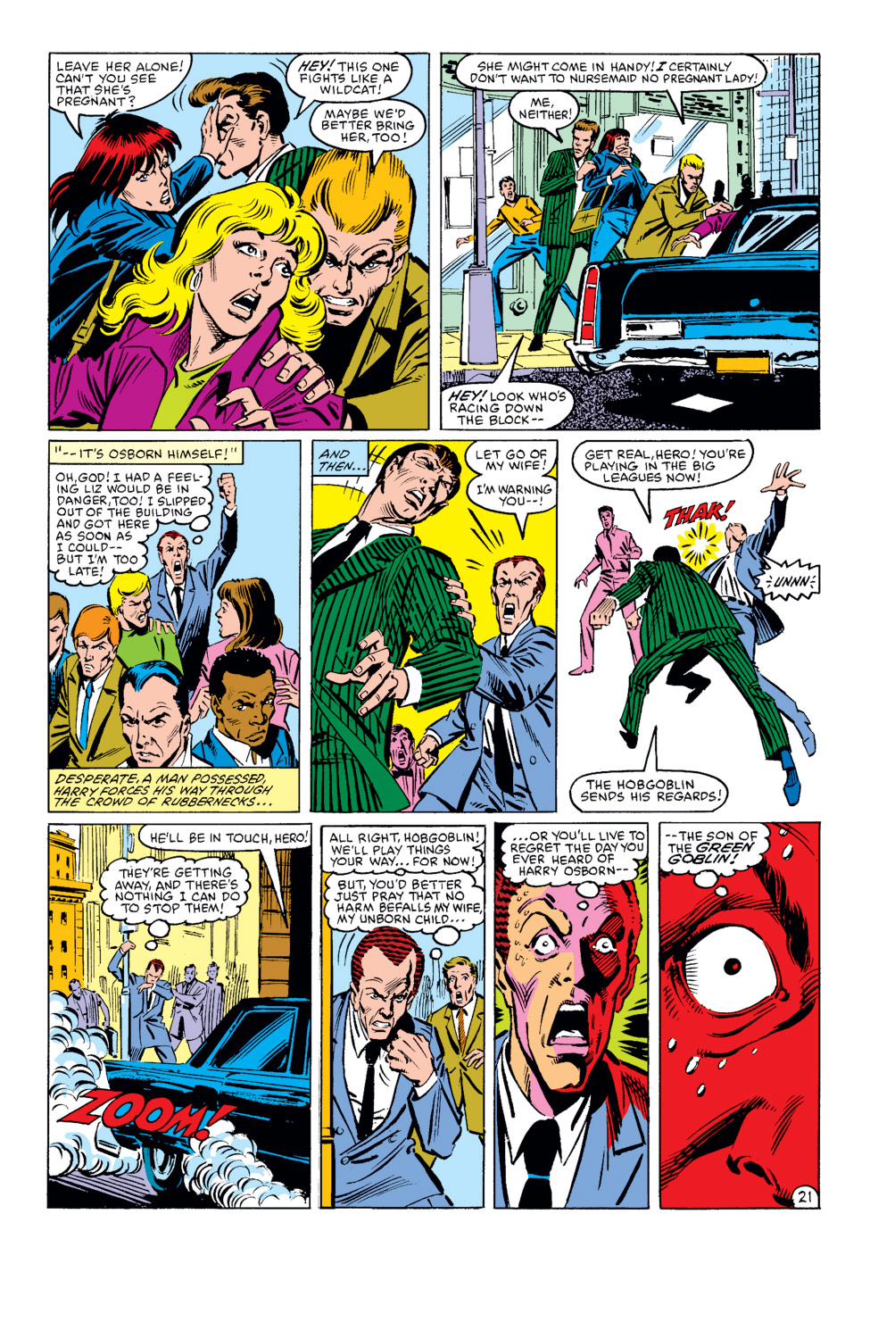 The Amazing Spider-Man (1963) 260 Page 21