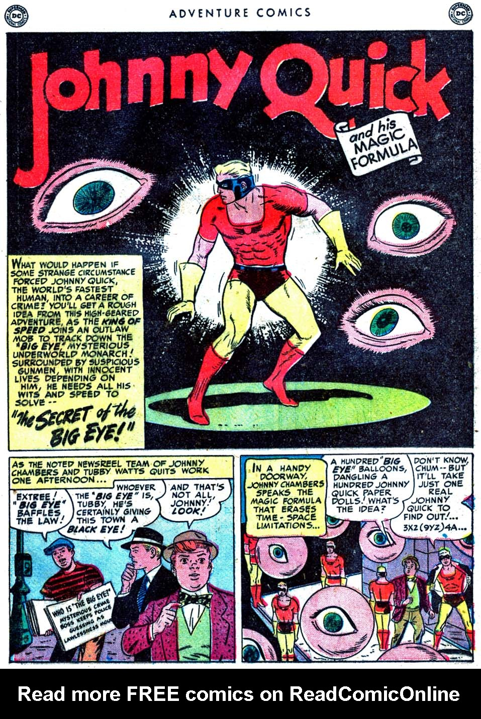 Read online Adventure Comics (1938) comic -  Issue #163 - 25