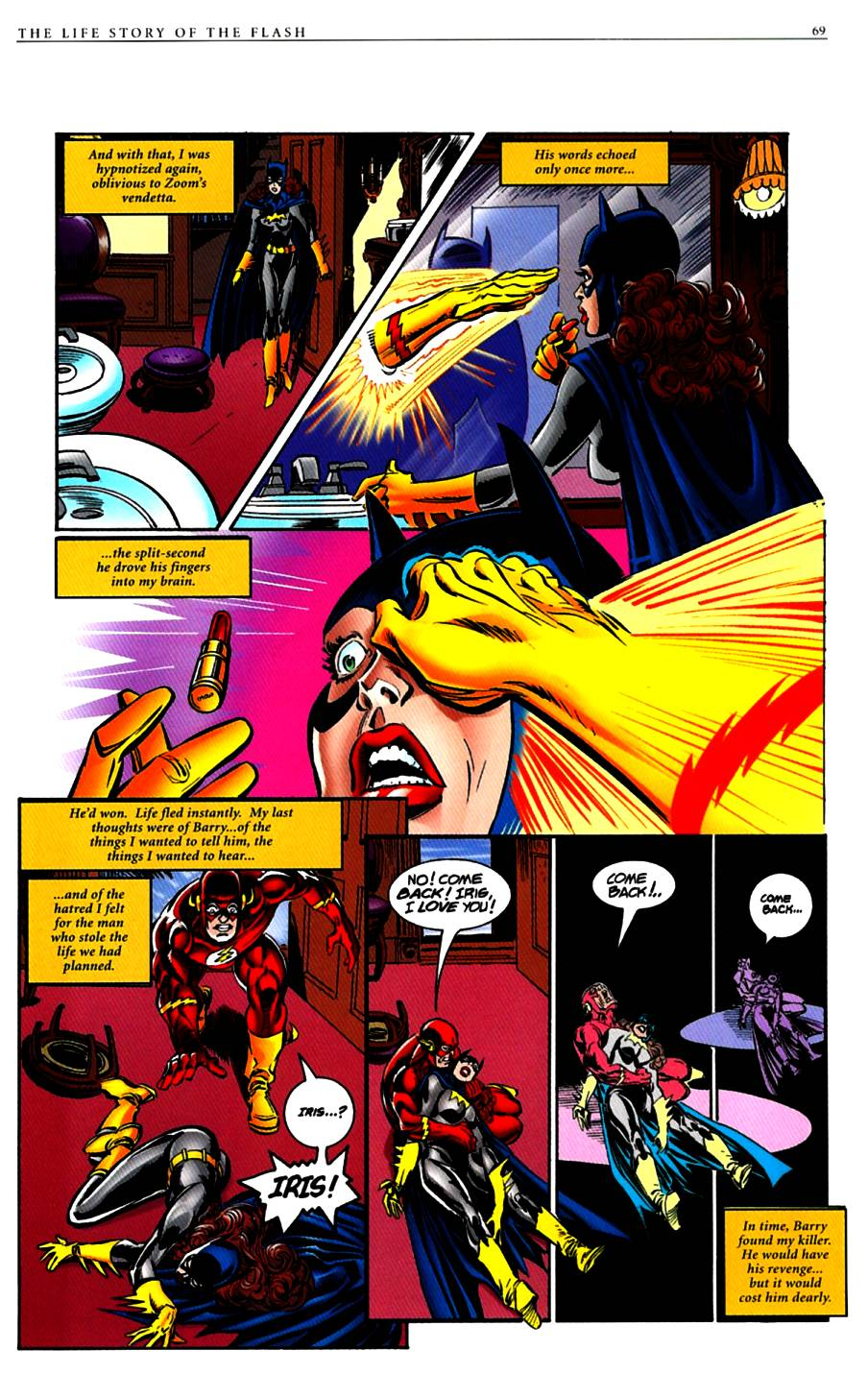 Read online The Life Story of the Flash comic -  Issue # Full - 71