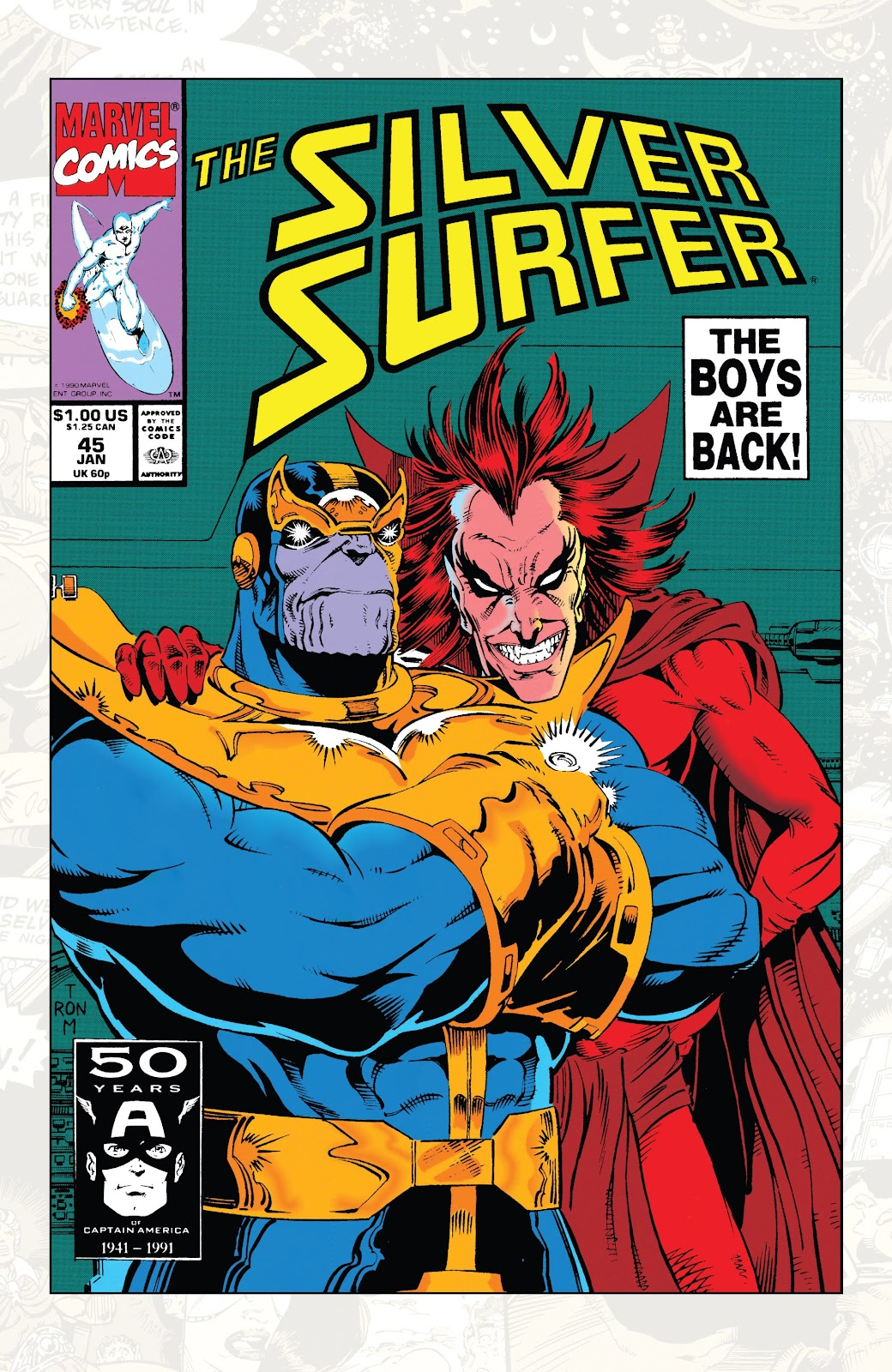 Read online Marvel Tales: Thanos comic -  Issue # Full - 25