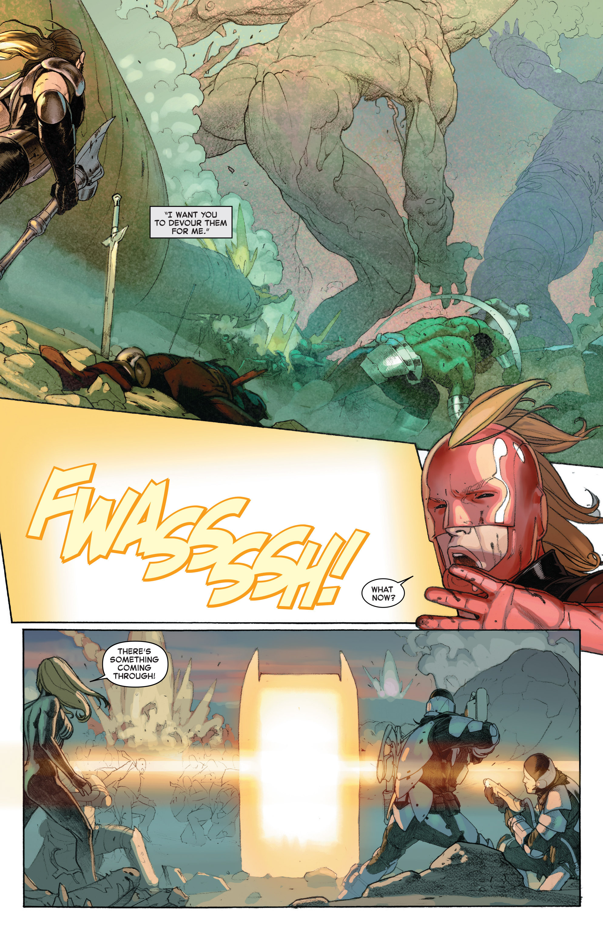 Read online Secret Wars comic -  Issue #8 - 23