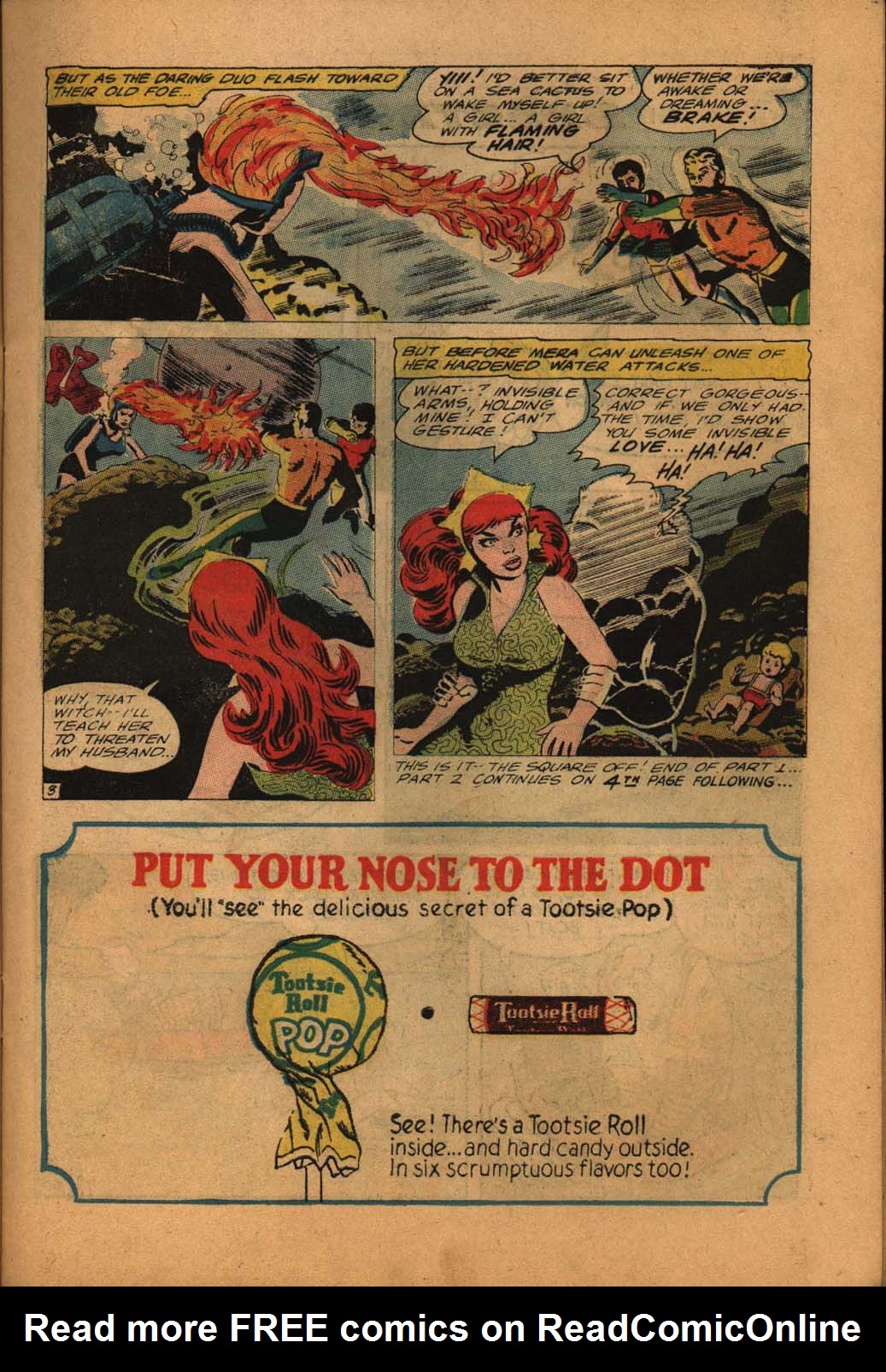Read online Aquaman (1962) comic -  Issue #24 - 11