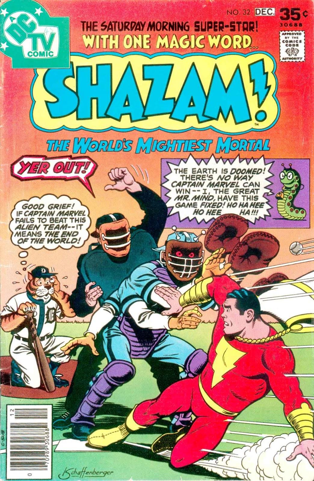 Shazam! (1973) issue 32 - Page 1