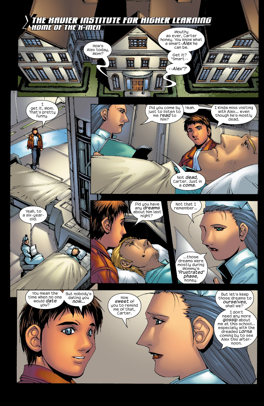 Read online X-Men: Unstoppable comic -  Issue # TPB (Part 3) - 18