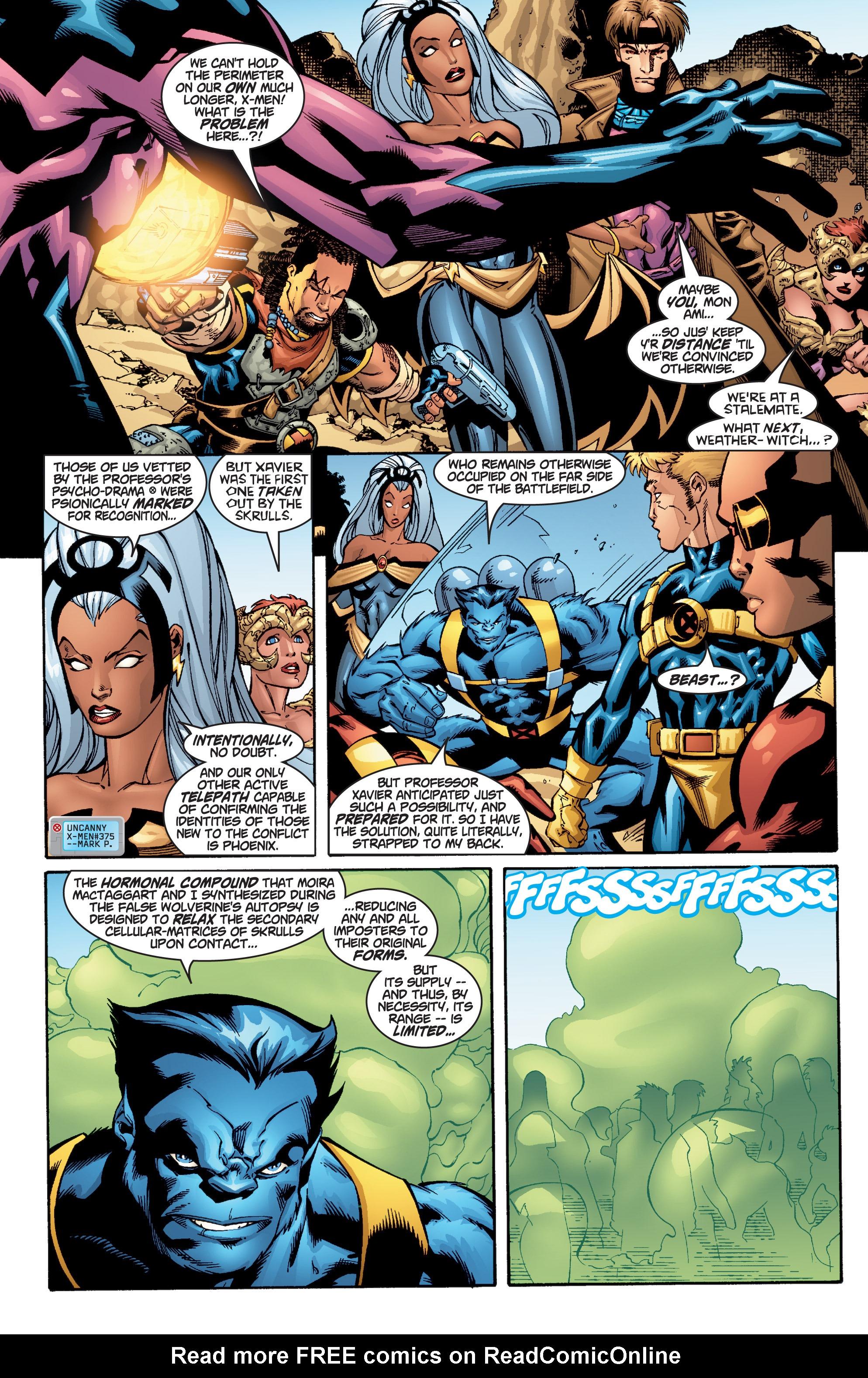 Read online Uncanny X-Men (1963) comic -  Issue #377 - 11