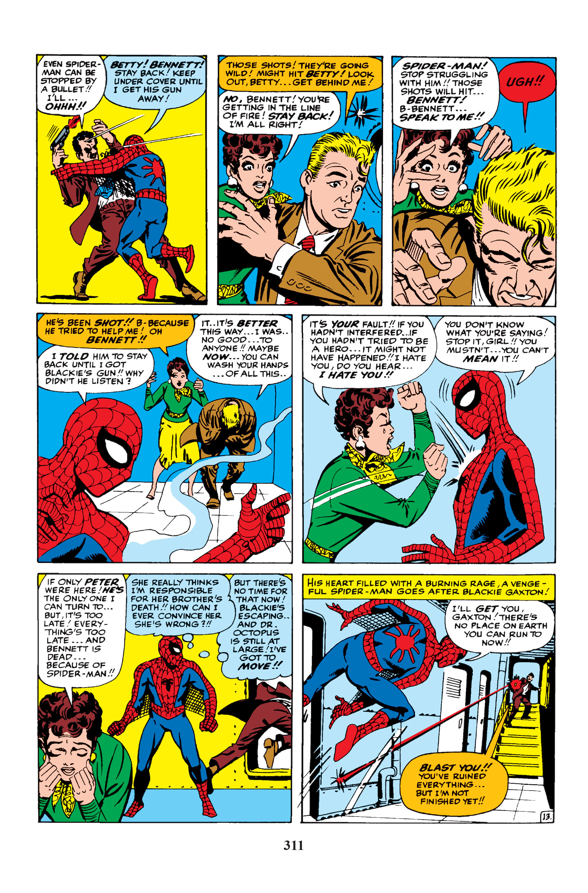 The Amazing Spider-Man (1963) 11 Page 13