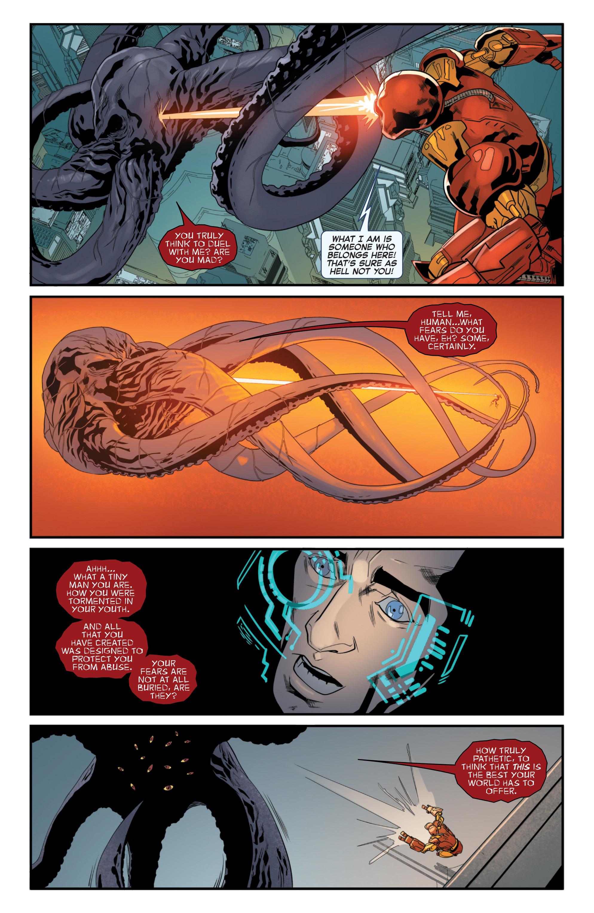 Read online Secret Wars 2099 comic -  Issue #5 - 8