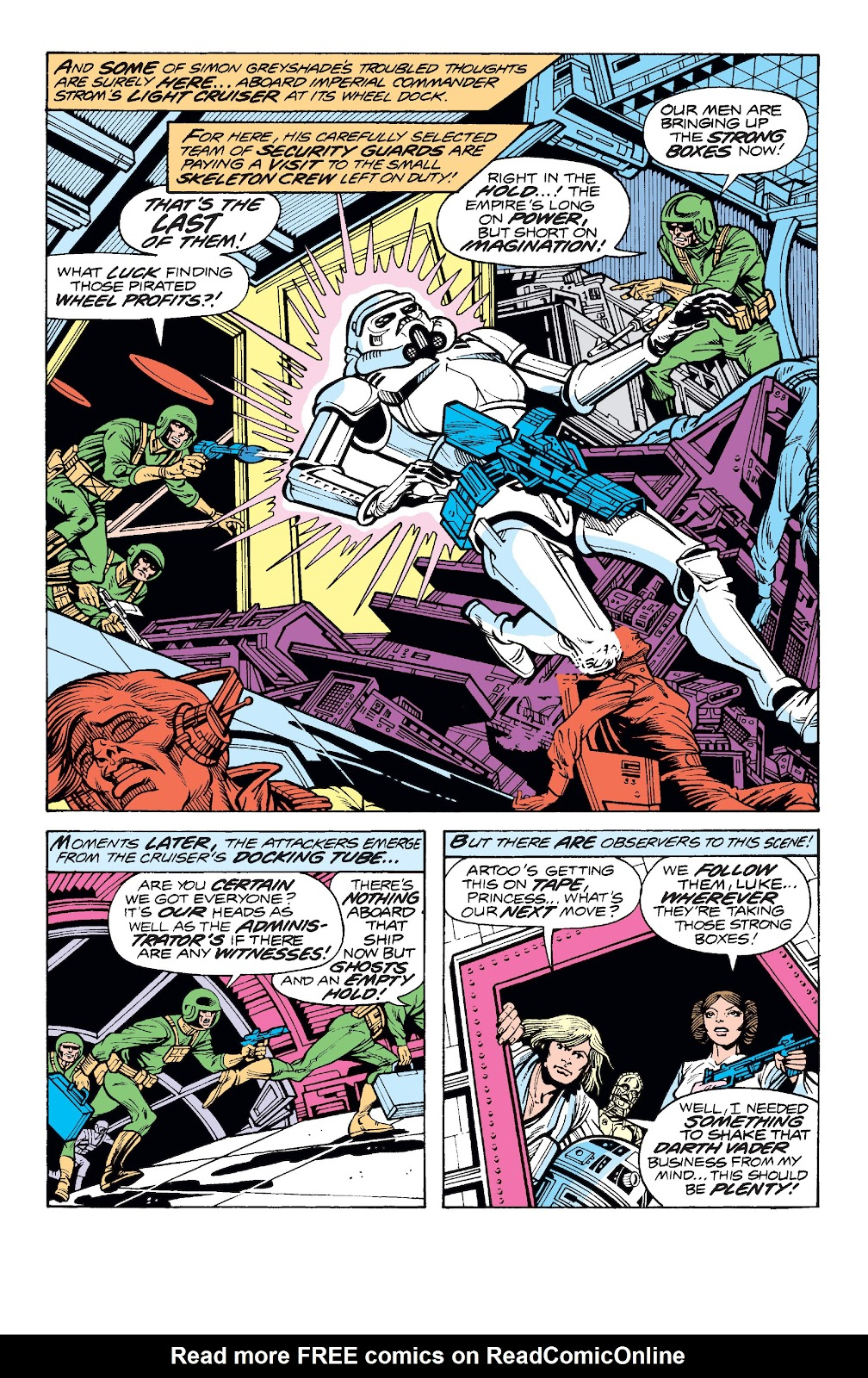Read online Star Wars Legends: The Original Marvel Years - Epic Collection comic -  Issue # TPB 1 (Part 4) - 83
