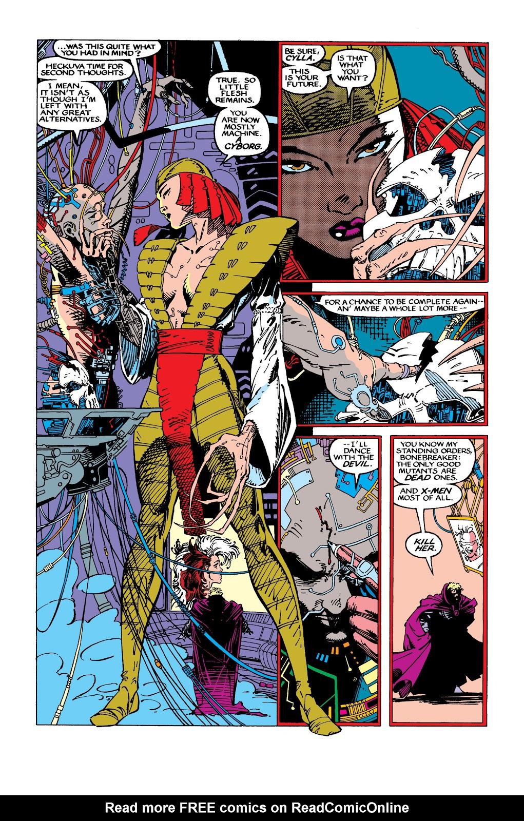 Uncanny X-Men (1963) issue 269 - Page 7