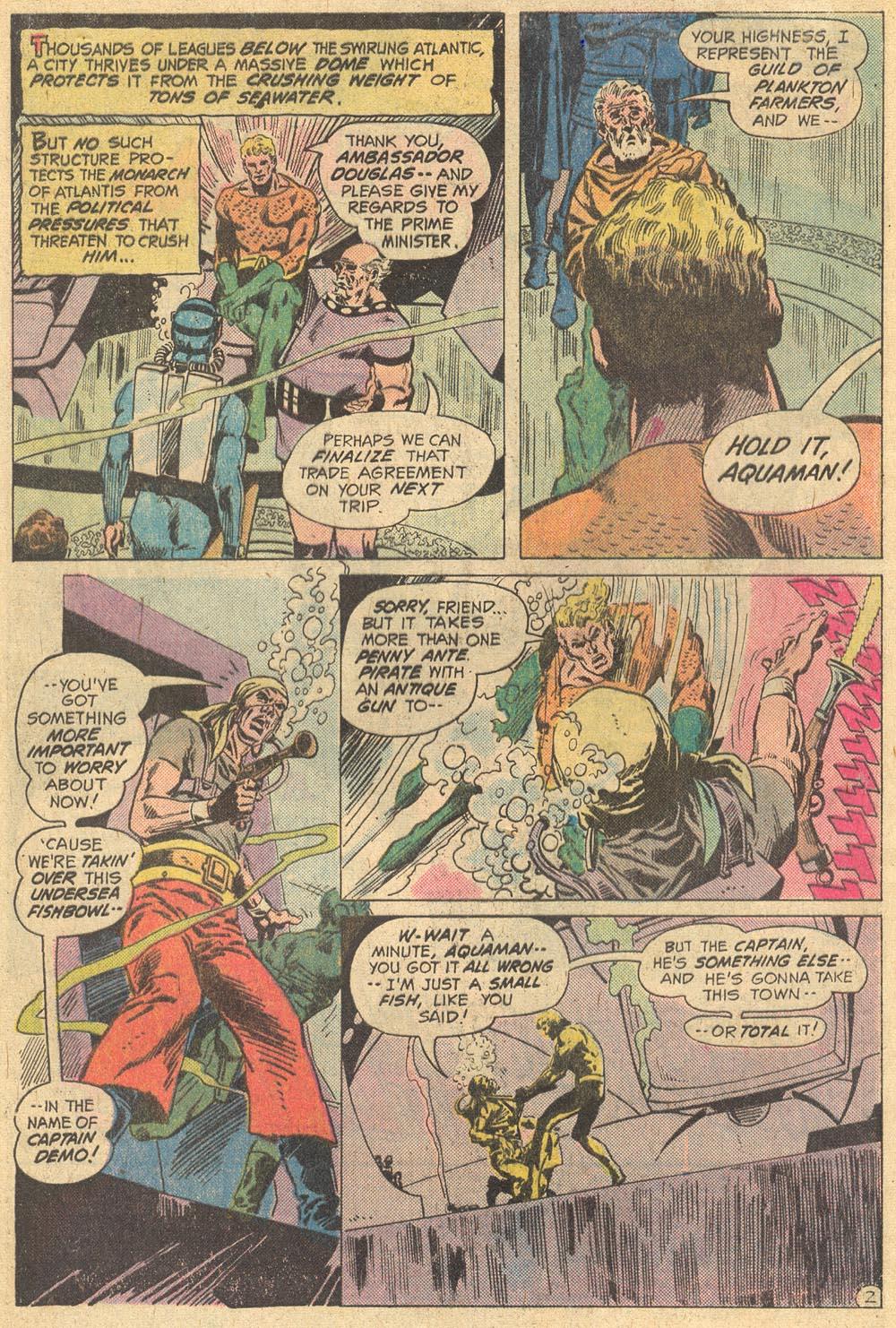 Read online Adventure Comics (1938) comic -  Issue #441 - 4