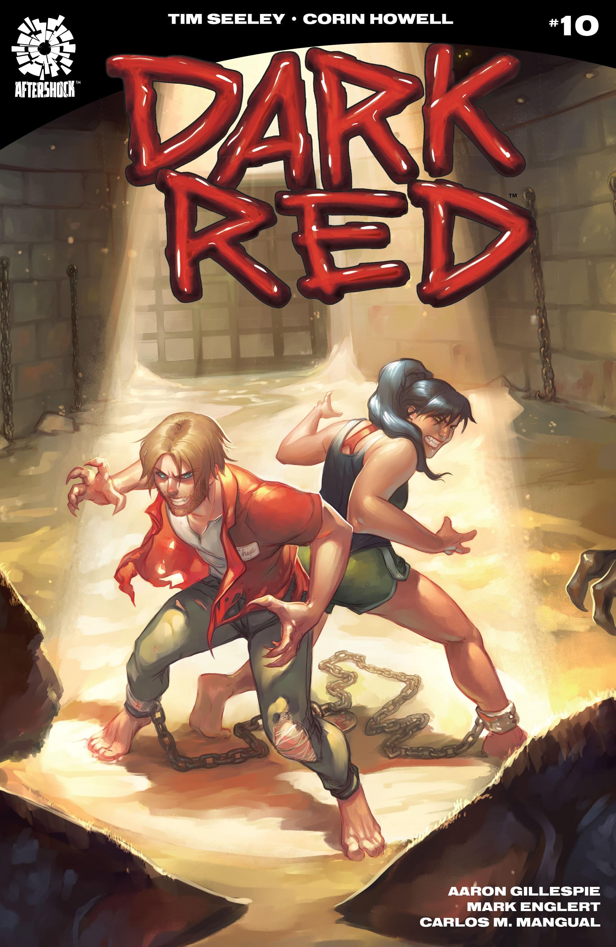 Dark Red 10 Page 1