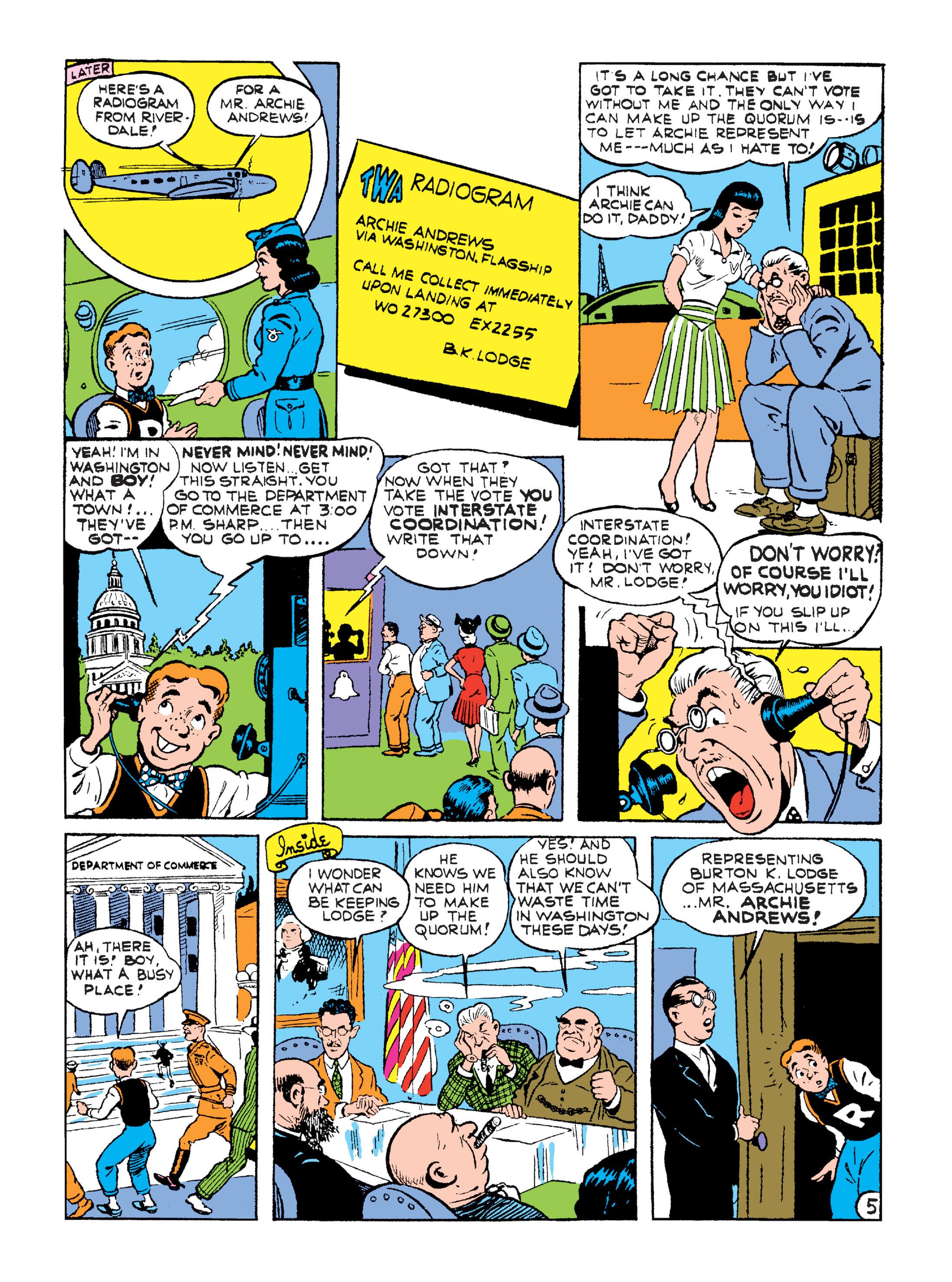 Read online Archie 1000 Page Comics Bonanza comic -  Issue #2 (Part 1) - 128