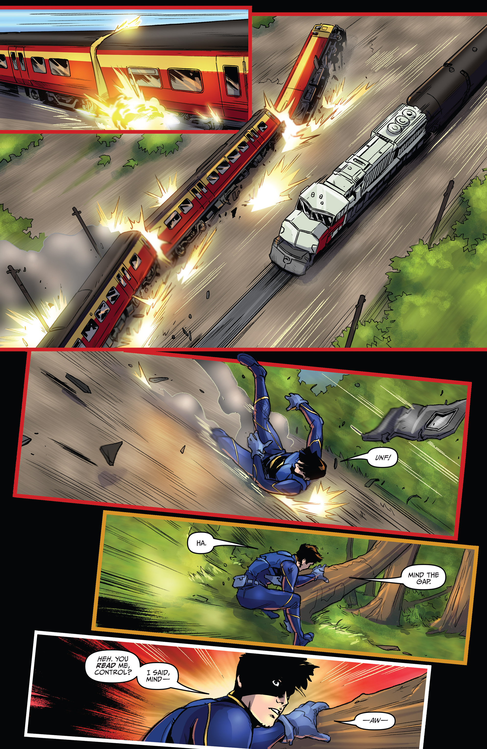 Read online Action Man comic -  Issue #1 - 14