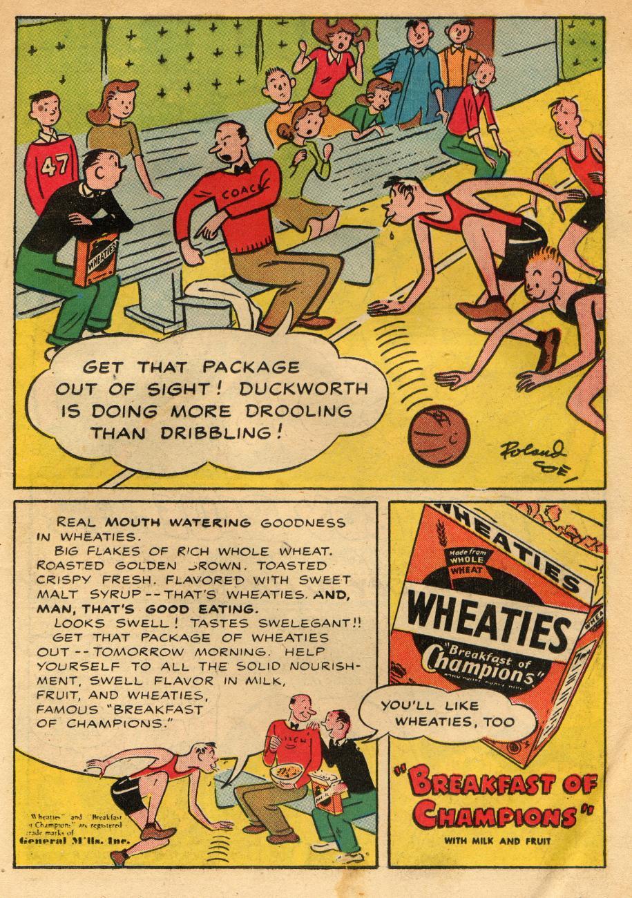 Read online Sensation (Mystery) Comics comic -  Issue #49 - 15