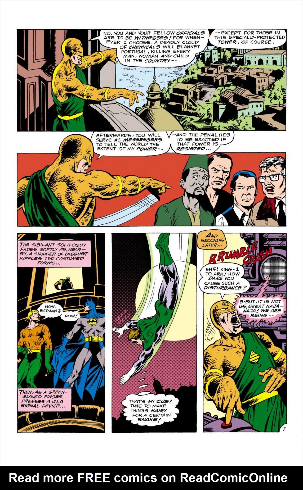 Read online Aquaman (1962) comic -  Issue #61 - 8