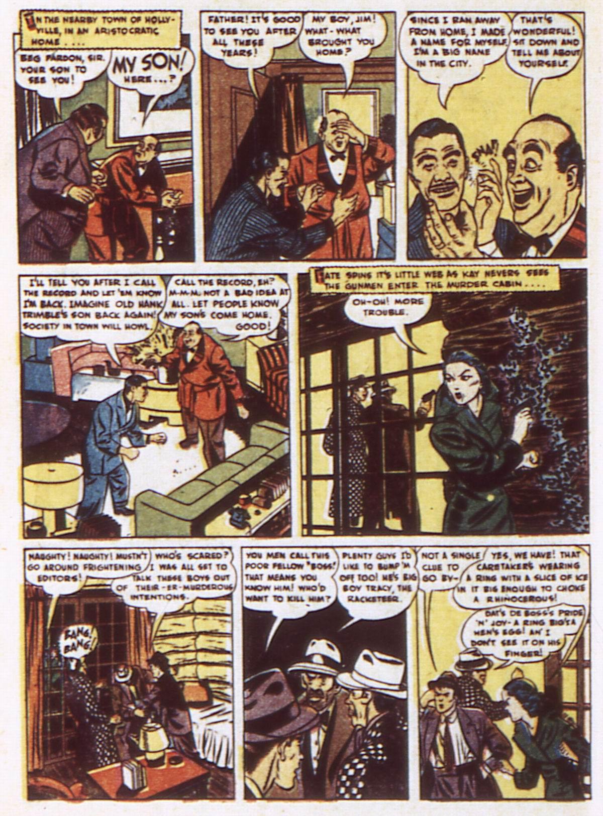 Read online Detective Comics (1937) comic -  Issue #52 - 46