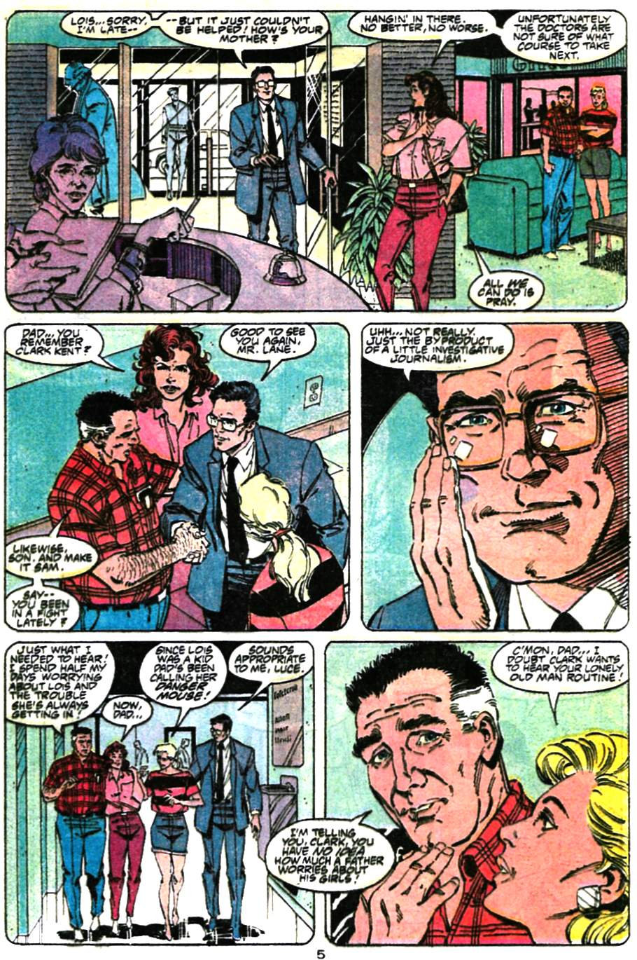 Read online Adventures of Superman (1987) comic -  Issue #472 - 6