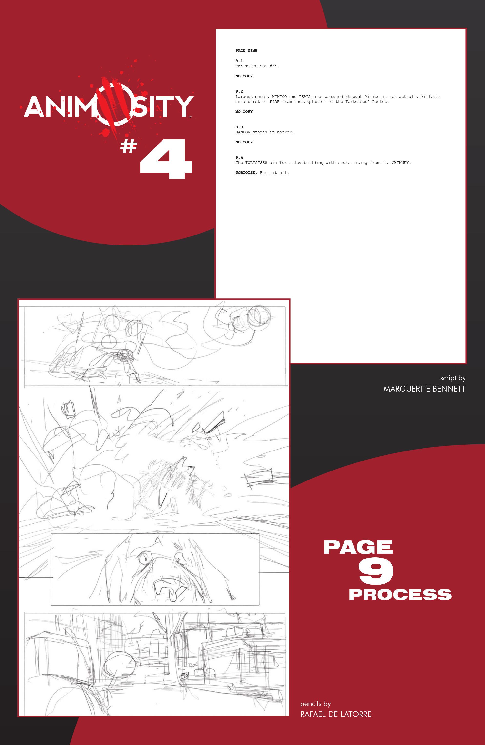Read online Animosity comic -  Issue #4 - 23