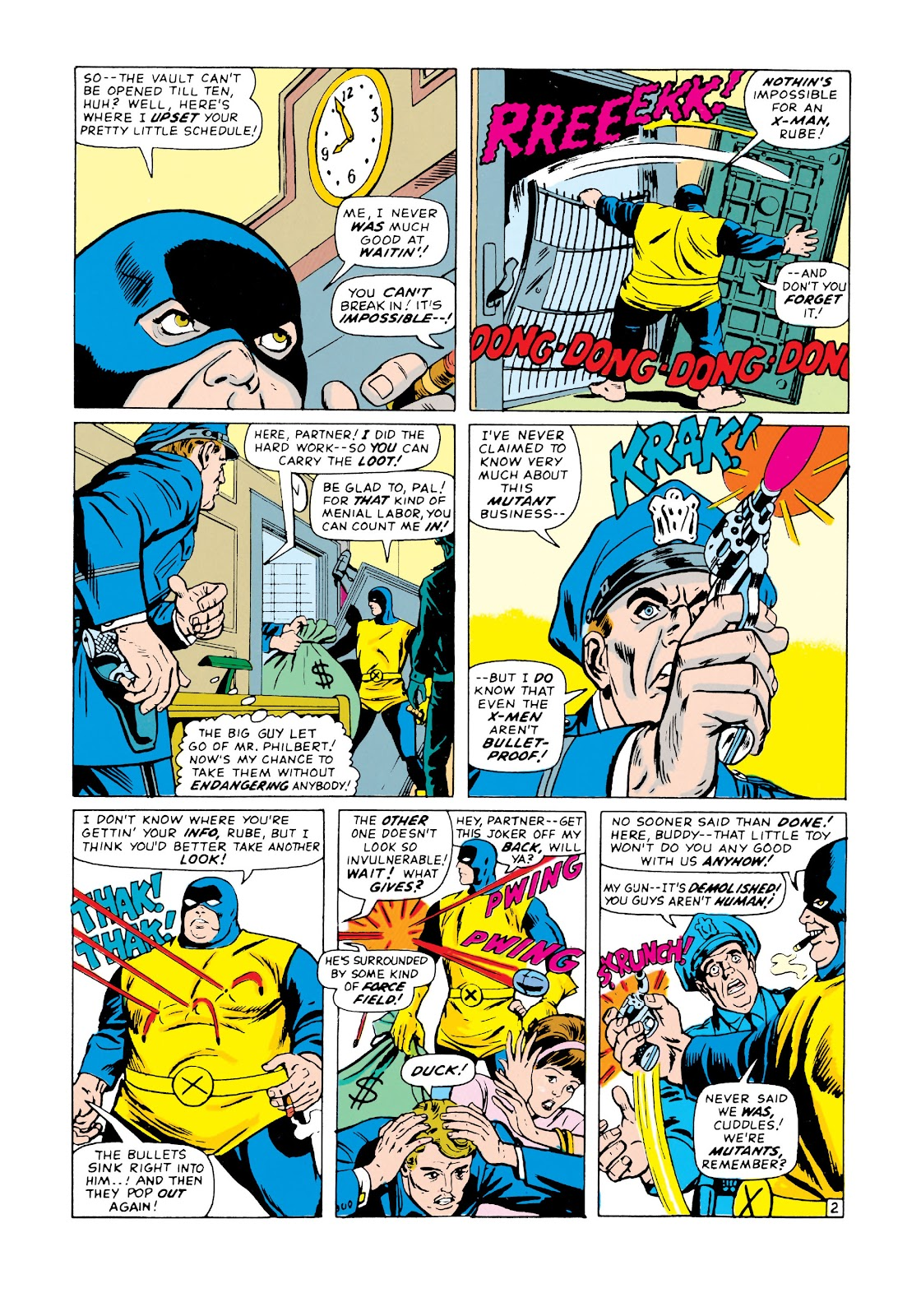Uncanny X-Men (1963) issue 20 - Page 3