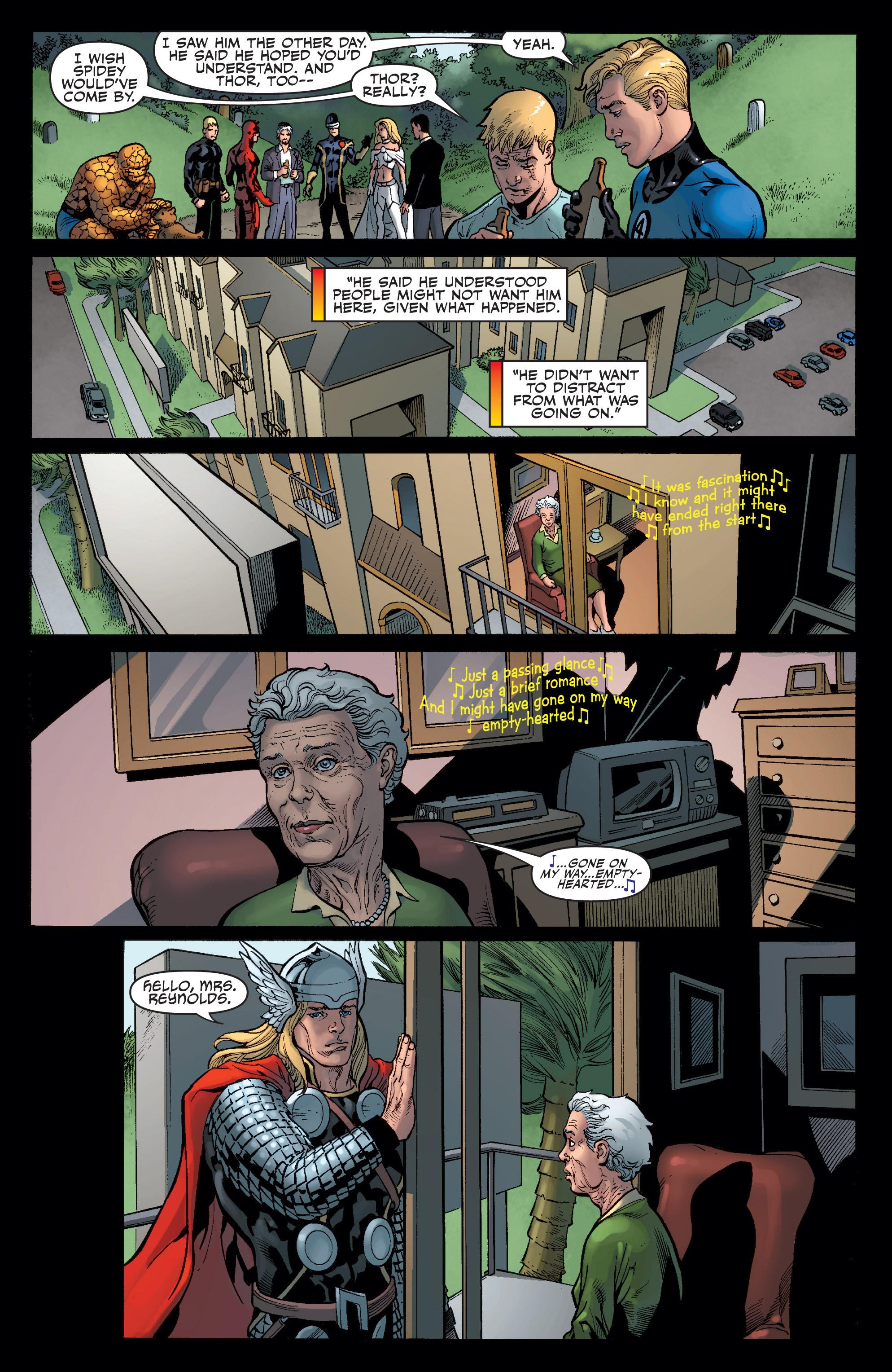 Read online Sentry: Fallen Sun comic -  Issue # Full - 10