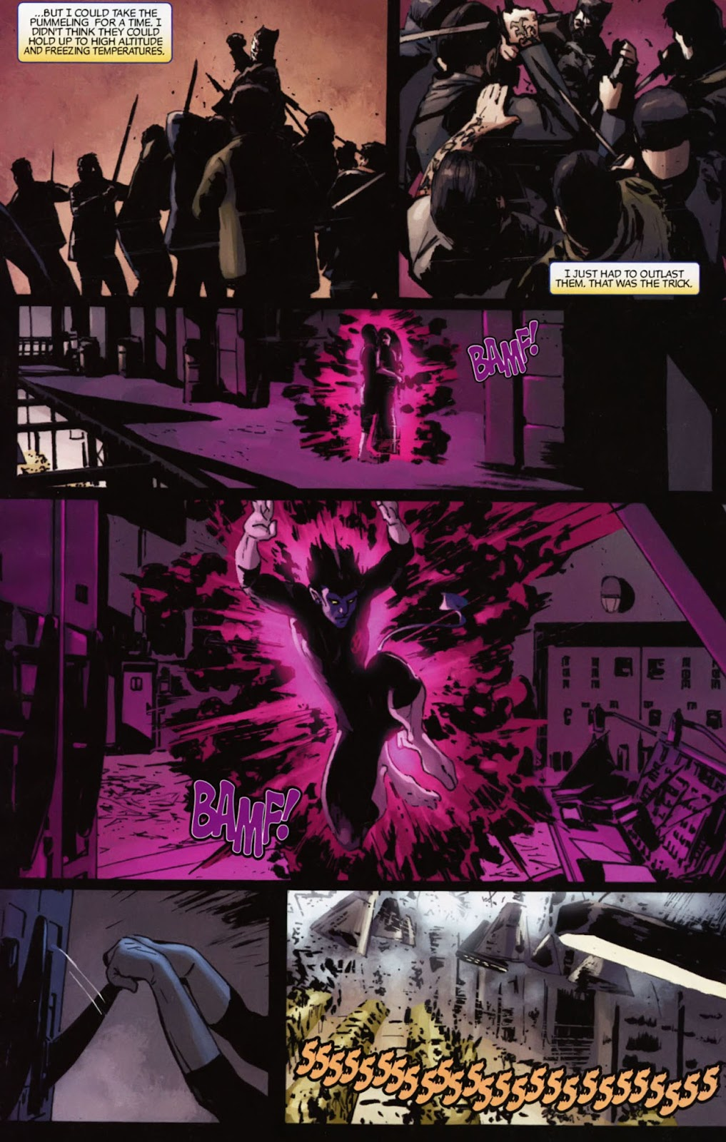 Read online Wolverine (2003) comic -  Issue #900 - 33