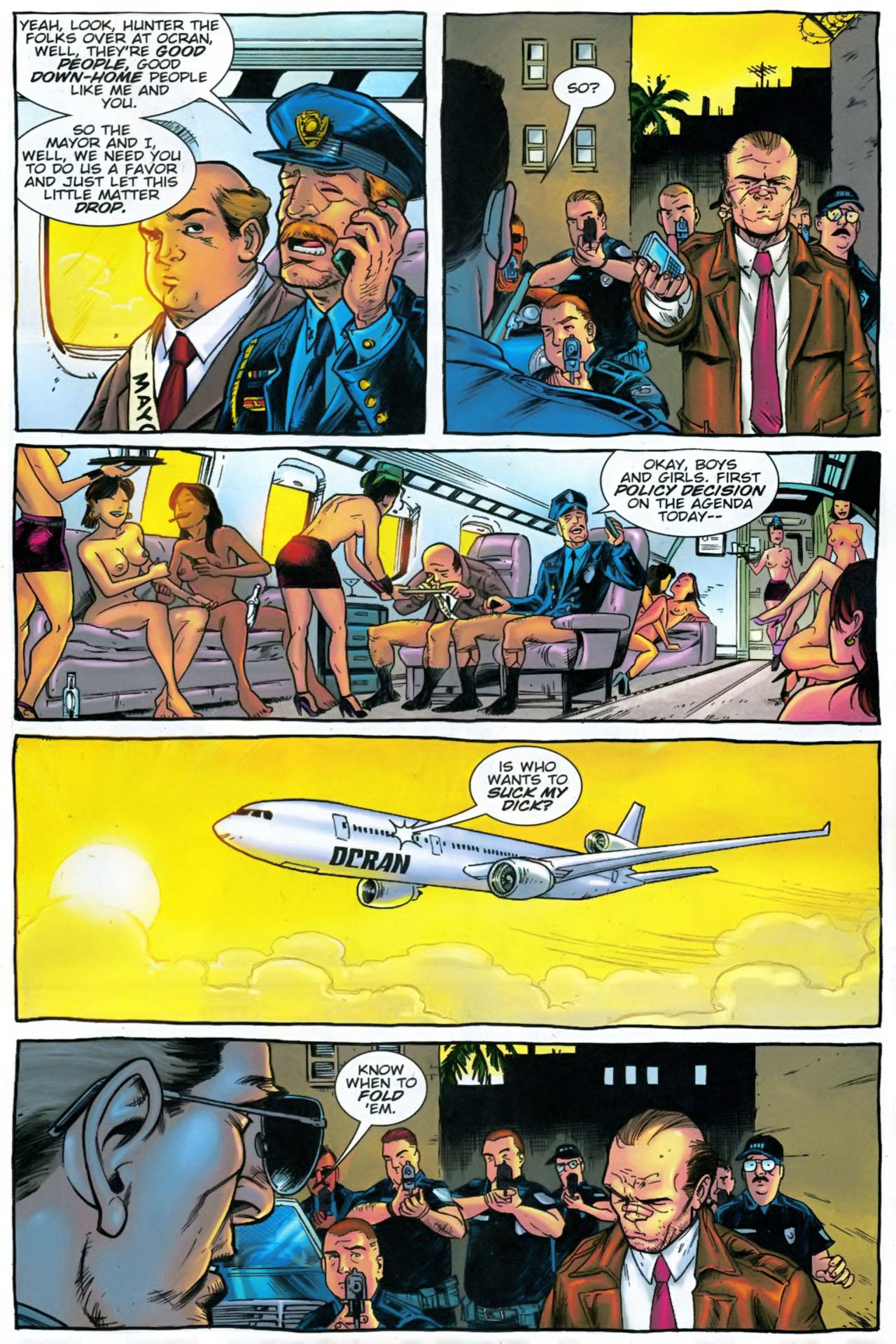 Read online The Exterminators comic -  Issue #28 - 13