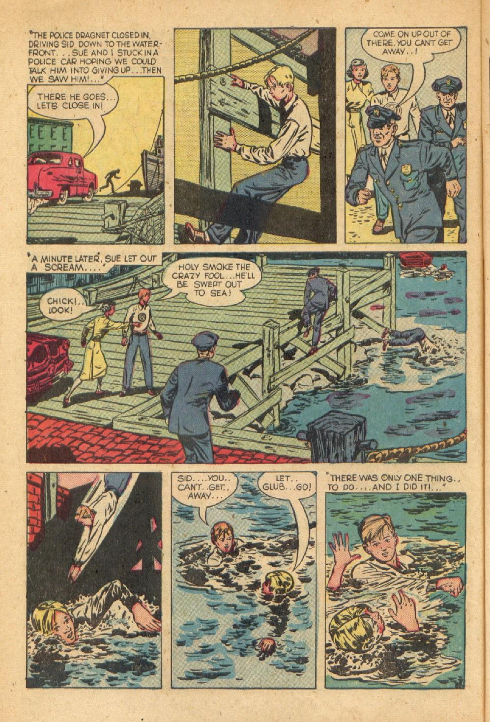 Shadow Comics #101 #94 - English 47