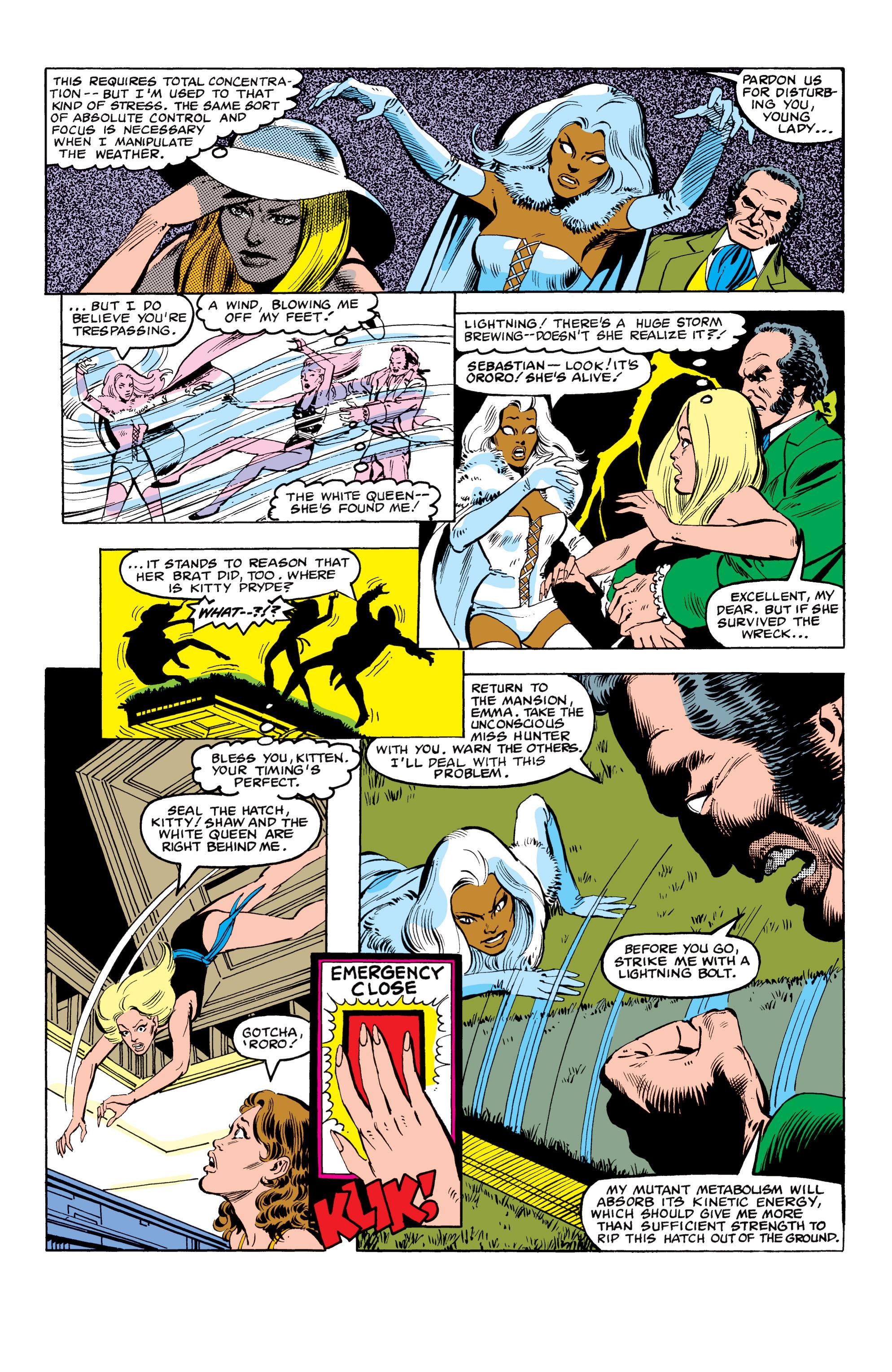 Read online Uncanny X-Men (1963) comic -  Issue #152 - 14