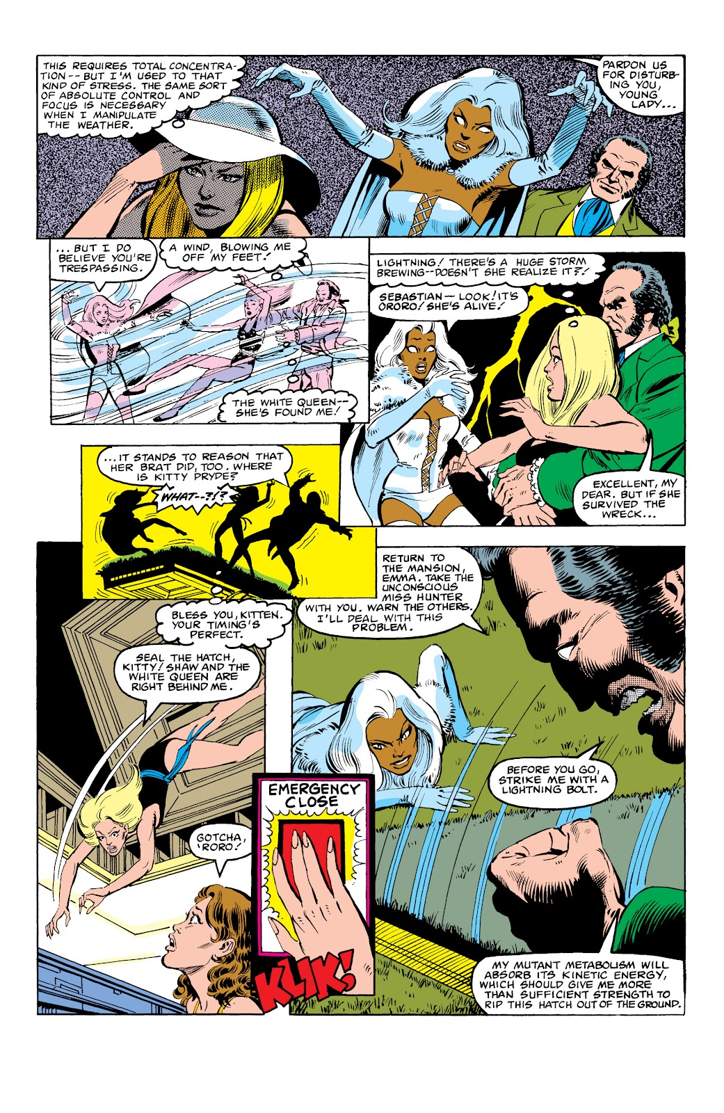 Uncanny X-Men (1963) issue 152 - Page 14
