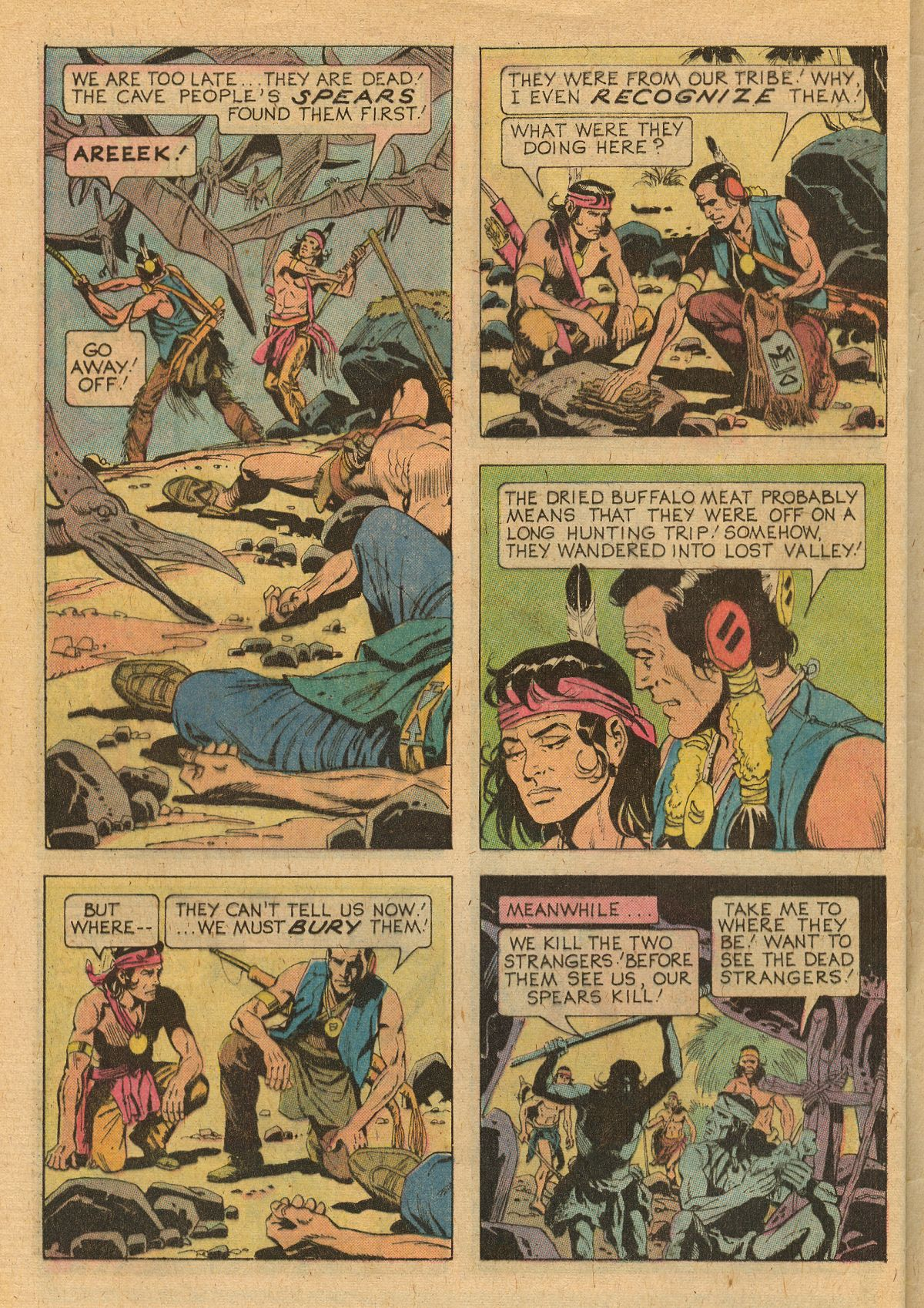Read online Turok, Son of Stone comic -  Issue #107 - 32