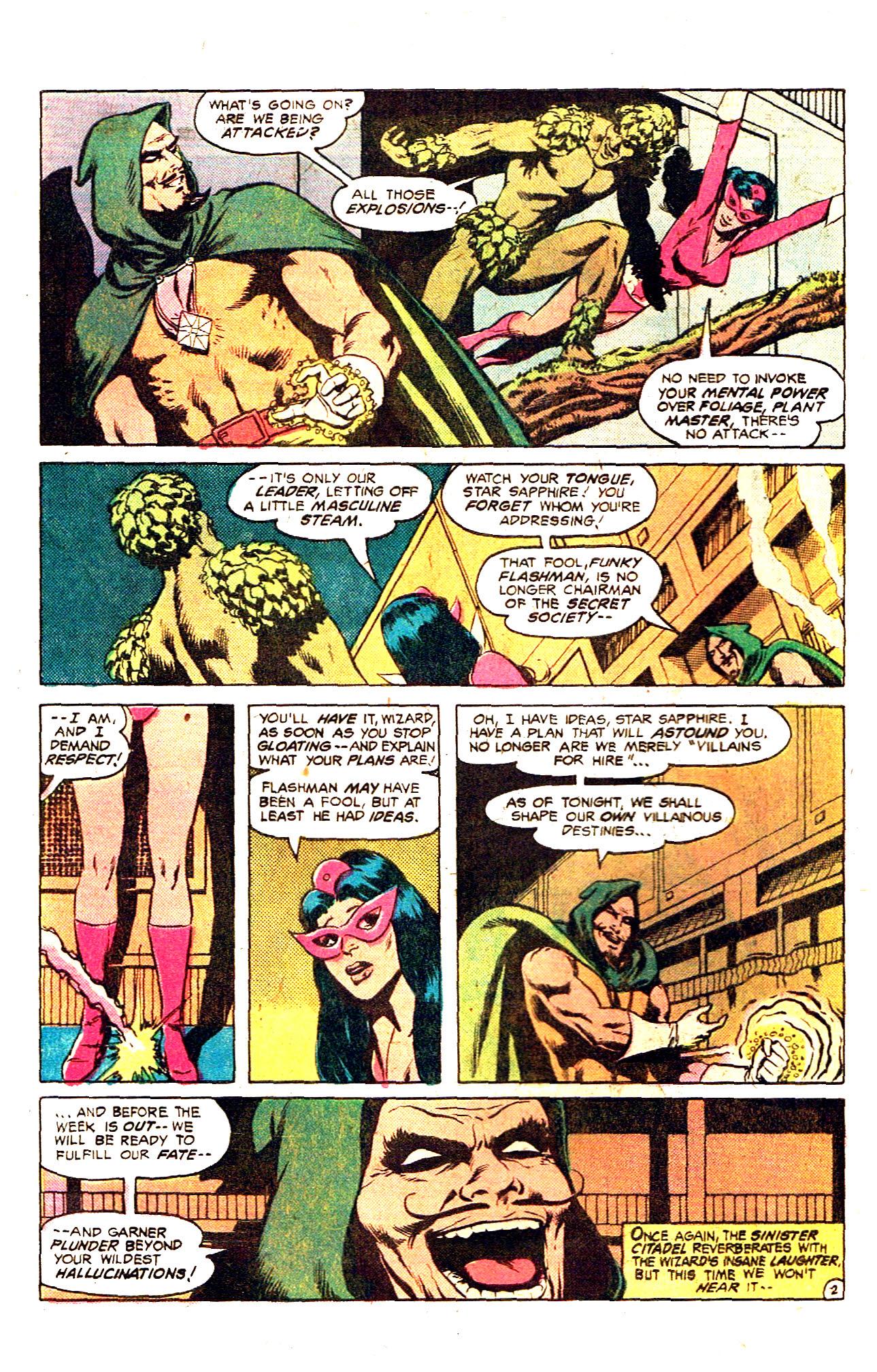 Read online Secret Society of Super-Villains comic -  Issue #12 - 4