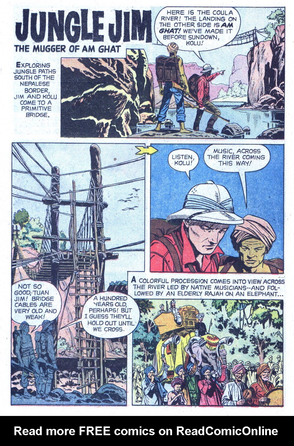 Four Color Comics issue 1020 - Page 22