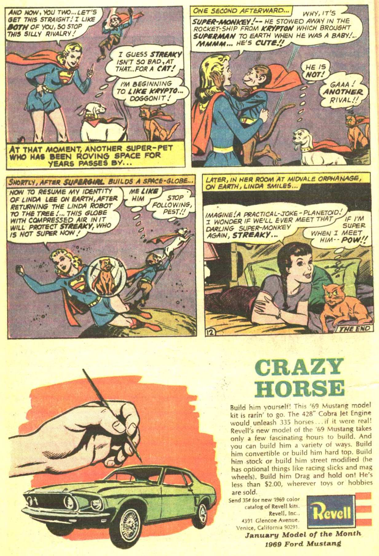 Read online Action Comics (1938) comic -  Issue #373 - 13