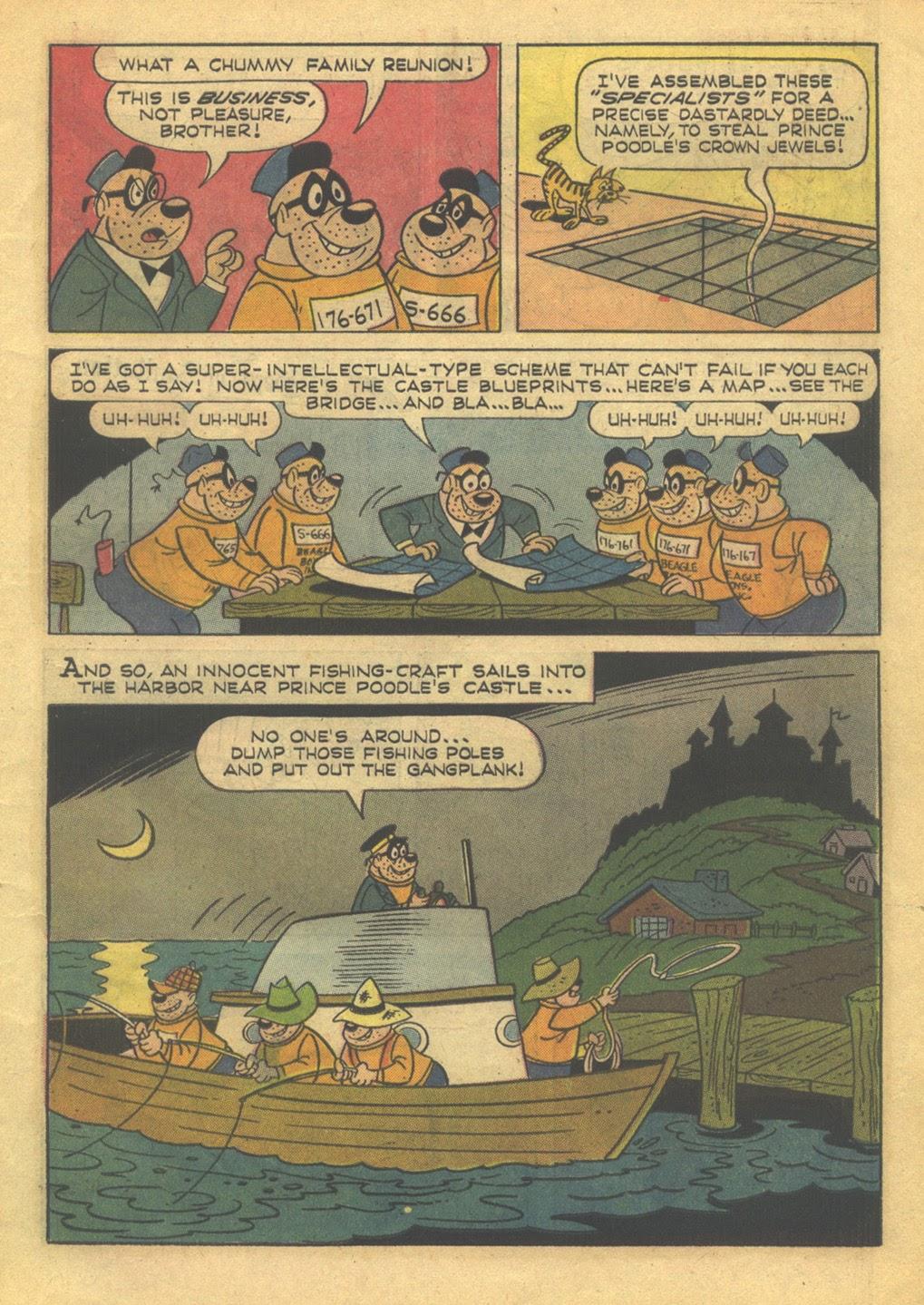 Walt Disney THE BEAGLE BOYS issue 7 - Page 7