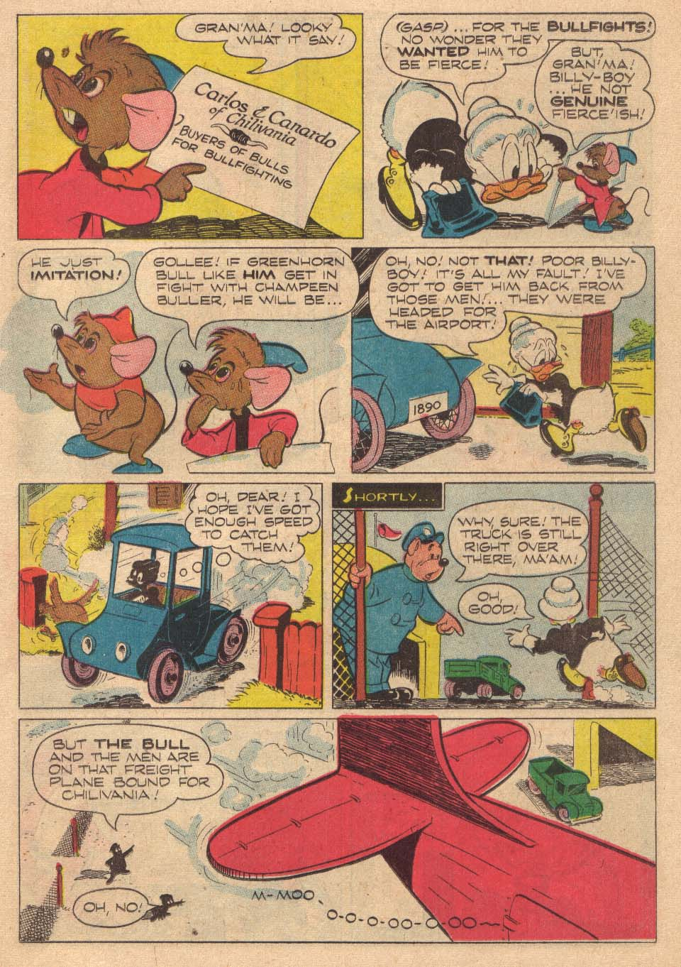 Walt Disney's Comics and Stories issue 145 - Page 23