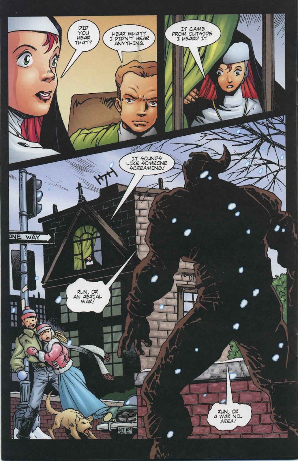 Warrior Nun Areala (1997) Issue #6 #6 - English 18
