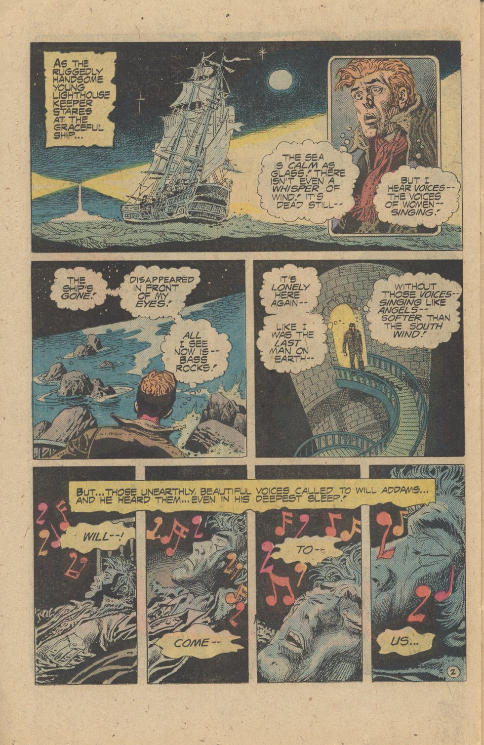 Weird Mystery Tales issue 19 - Page 16