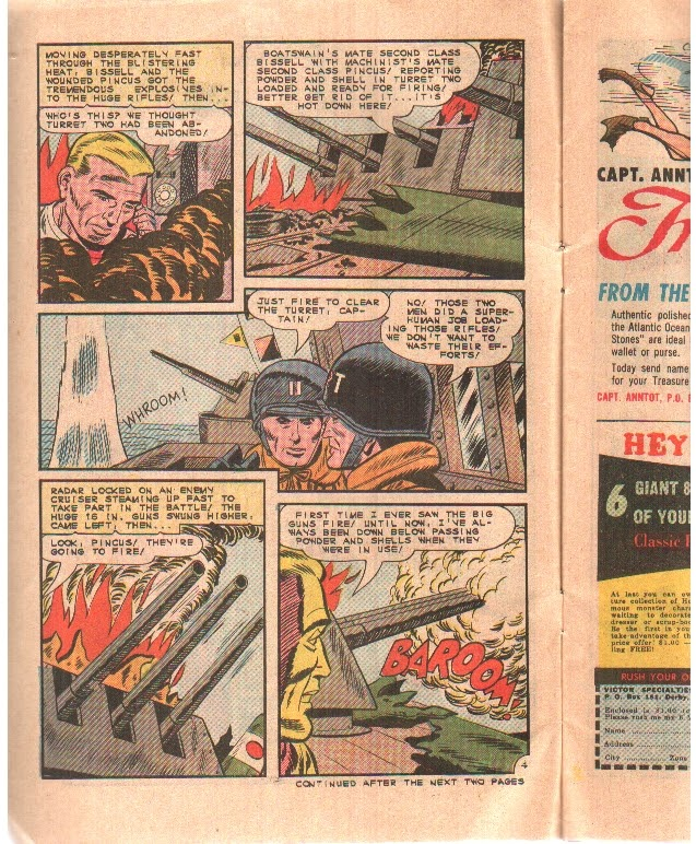 Read online Fightin' Navy comic -  Issue #122 - 6