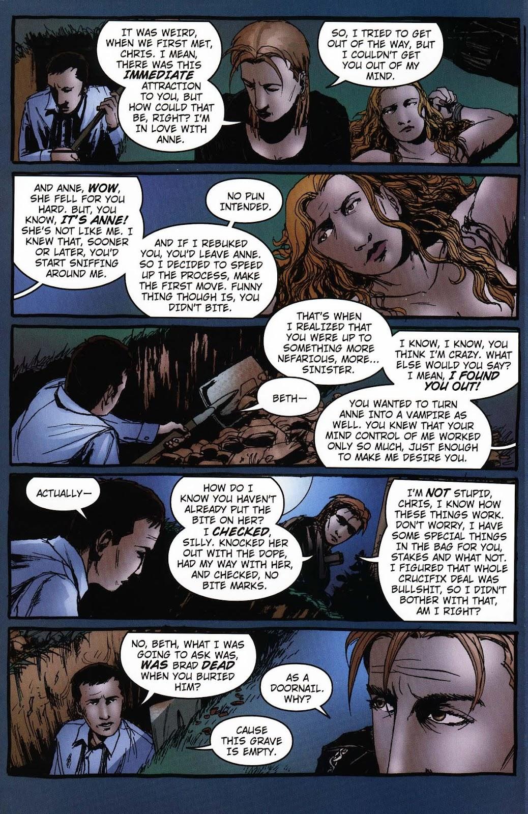 Read online Vampire the Masquerade comic -  Issue # Ventrue - 45